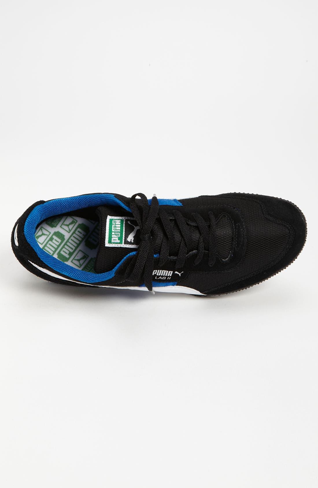 PUMA,                             'Lab II FB' Sneaker,                             Alternate thumbnail 3, color,                             001