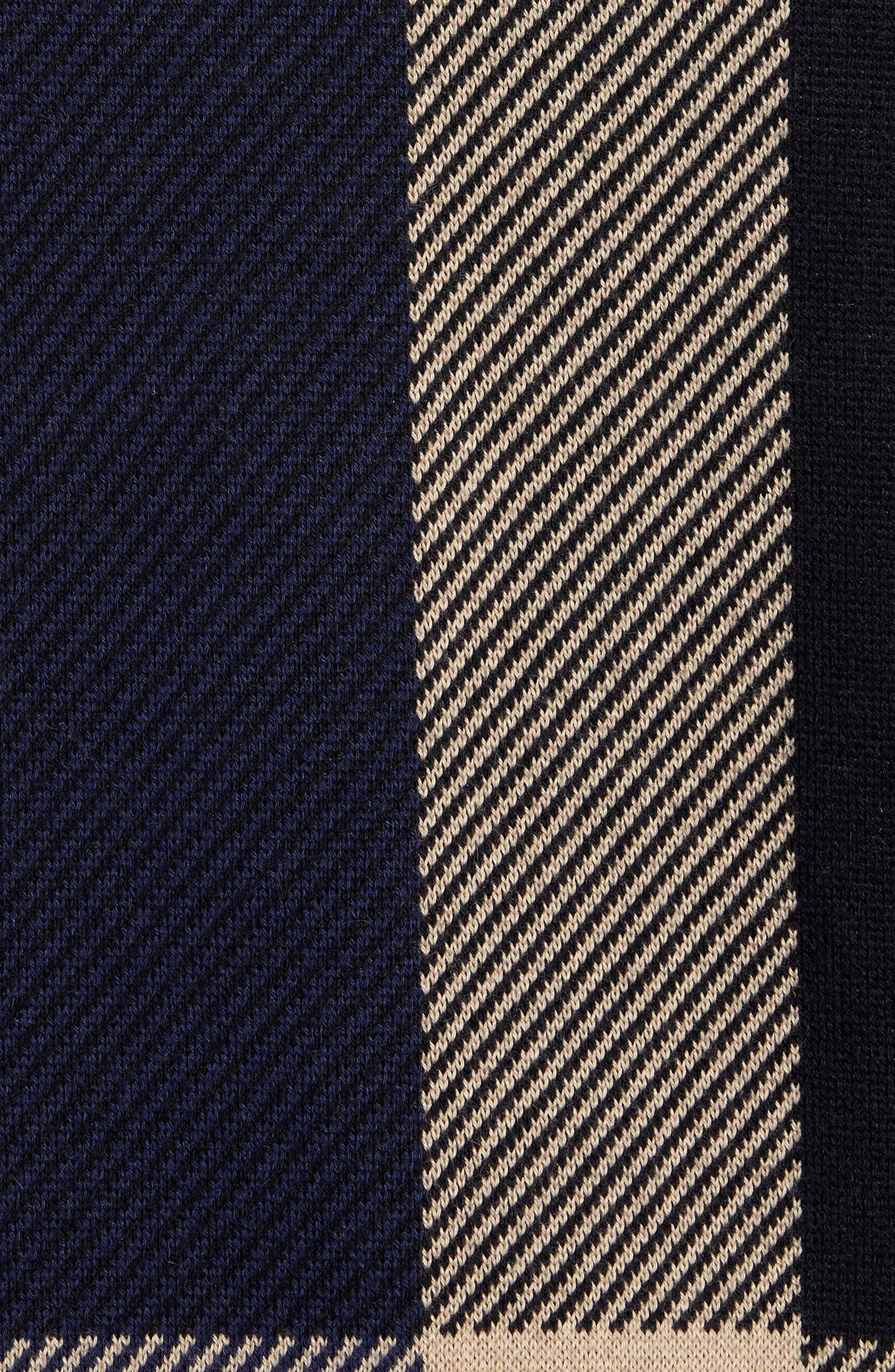 Marshall Crewneck Sweater,                             Alternate thumbnail 5, color,                             NAVY