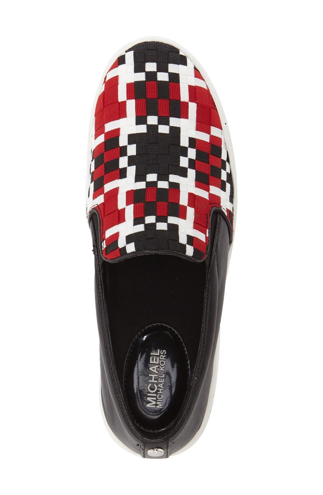 Keaton Slip-On Sneaker,                             Alternate thumbnail 130, color,