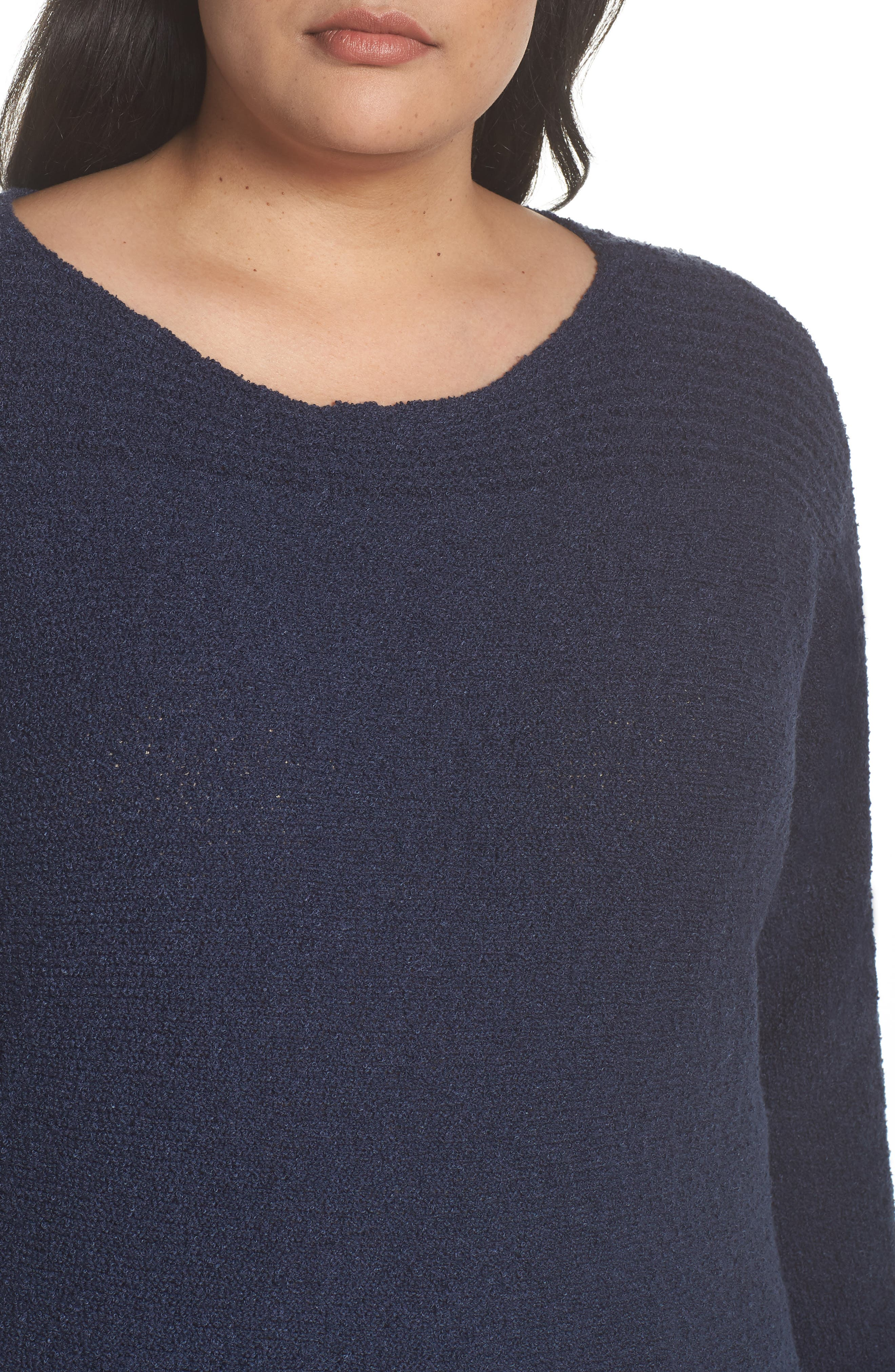 Horizontal Pullover Sweater,                             Alternate thumbnail 4, color,                             410
