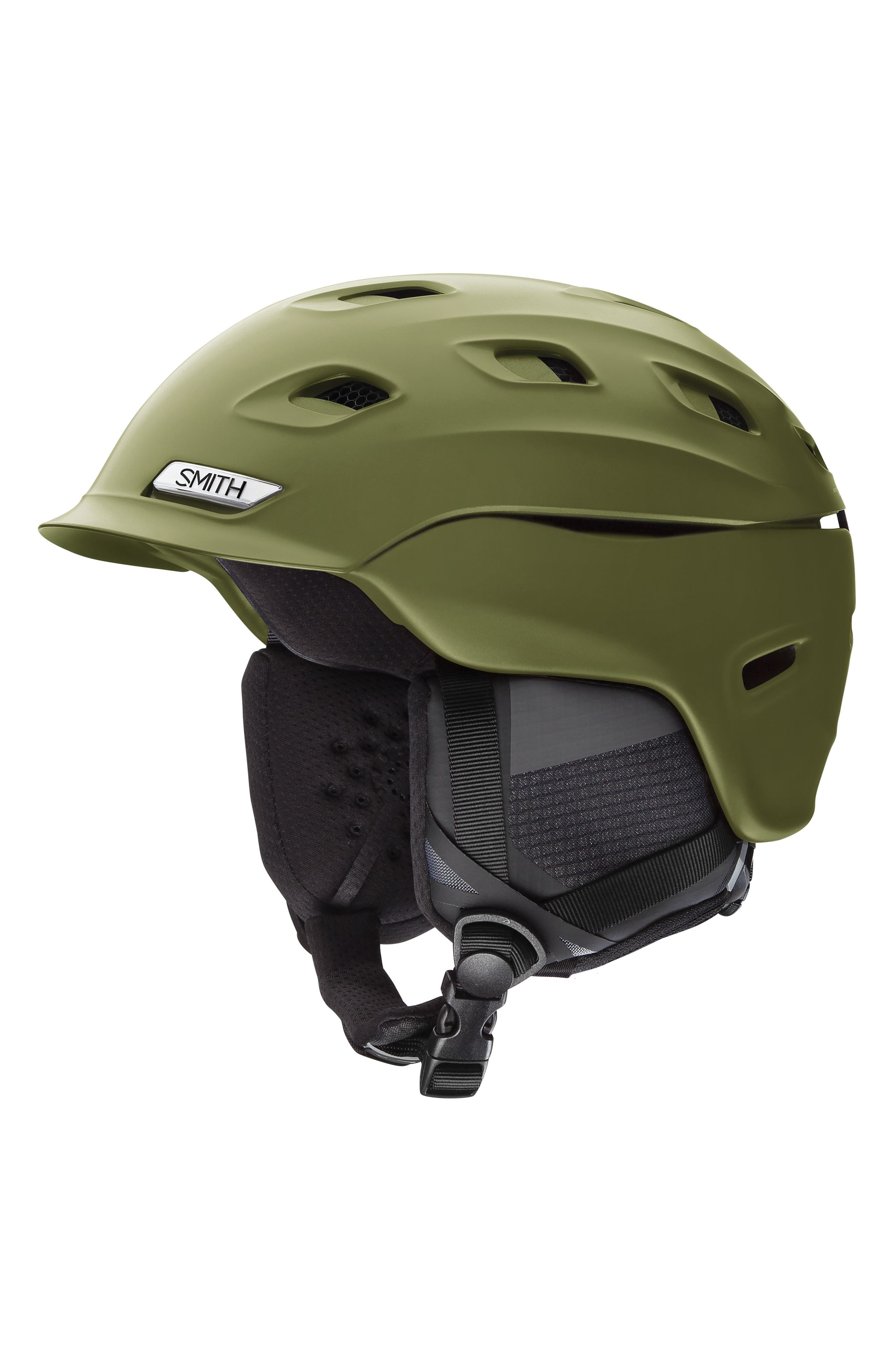 Vantage MIPS Ski Helmet,                             Main thumbnail 1, color,                             MATTE OLIVE