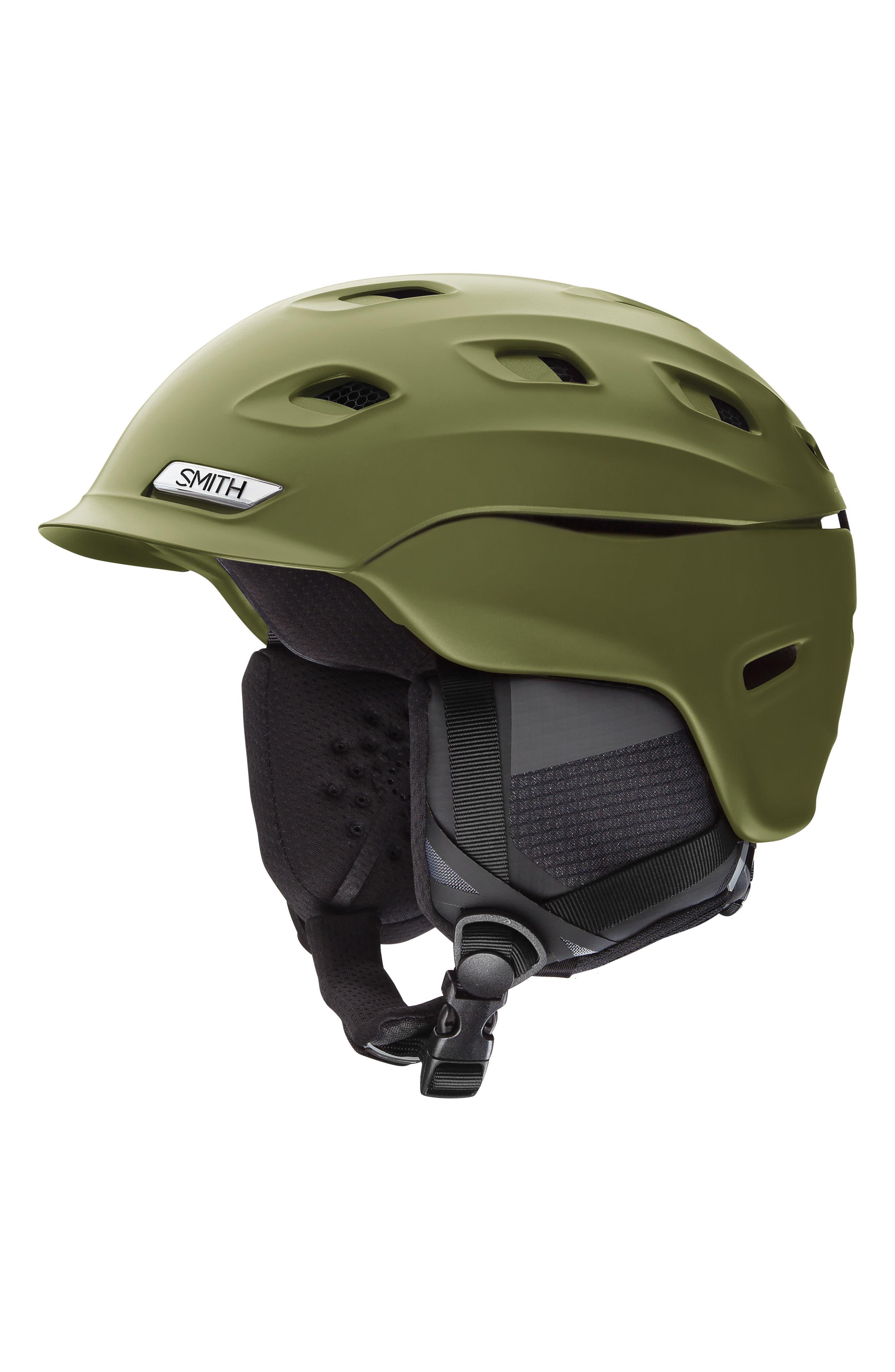 Vantage MIPS Ski Helmet,                         Main,                         color, MATTE OLIVE