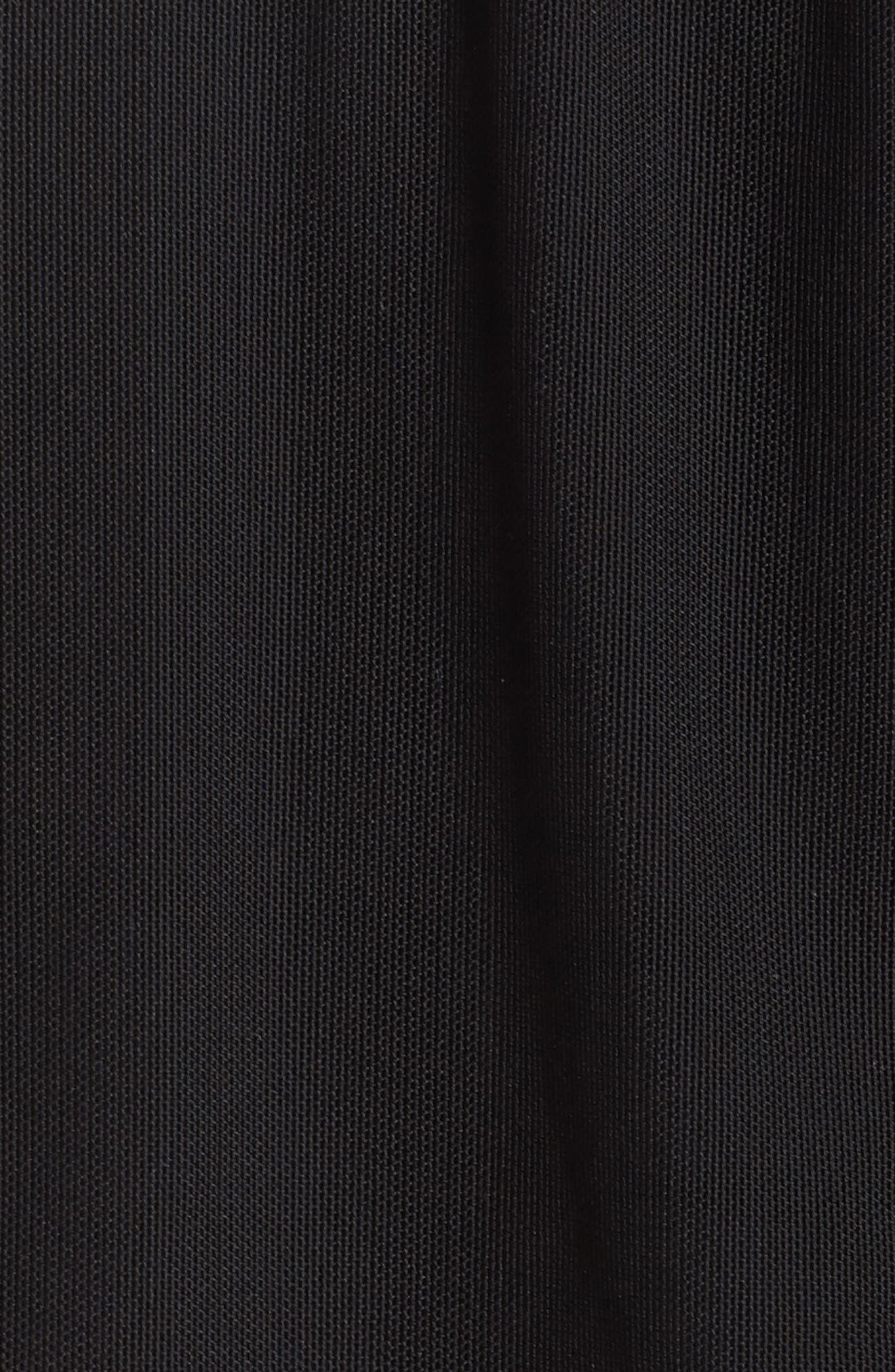 Ambience Shorts,                             Alternate thumbnail 6, color,                             BLACK/ BLACK/ ALO/ WHITE