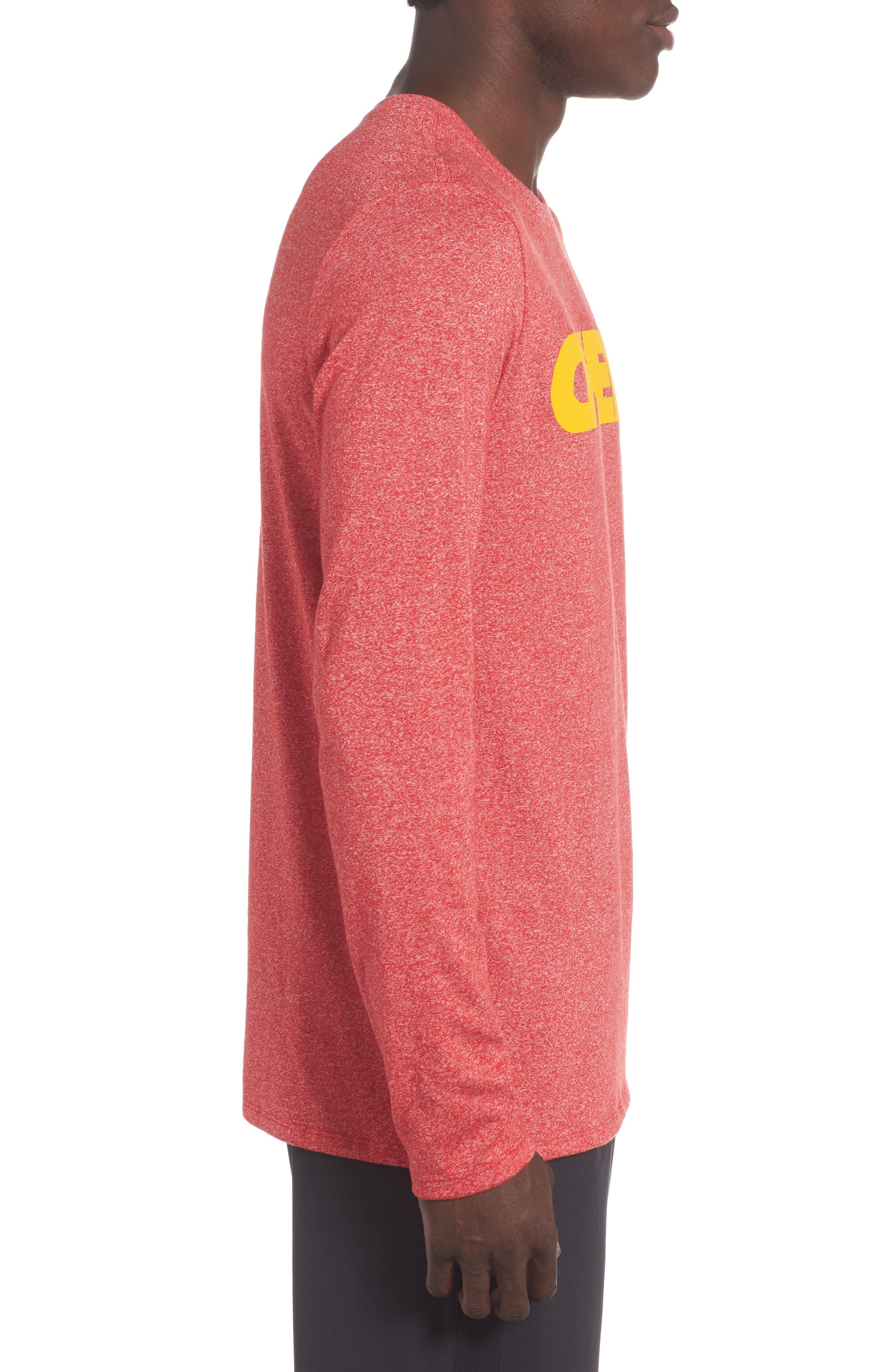 NFL Graphic Long Sleeve T-Shirt,                             Alternate thumbnail 24, color,