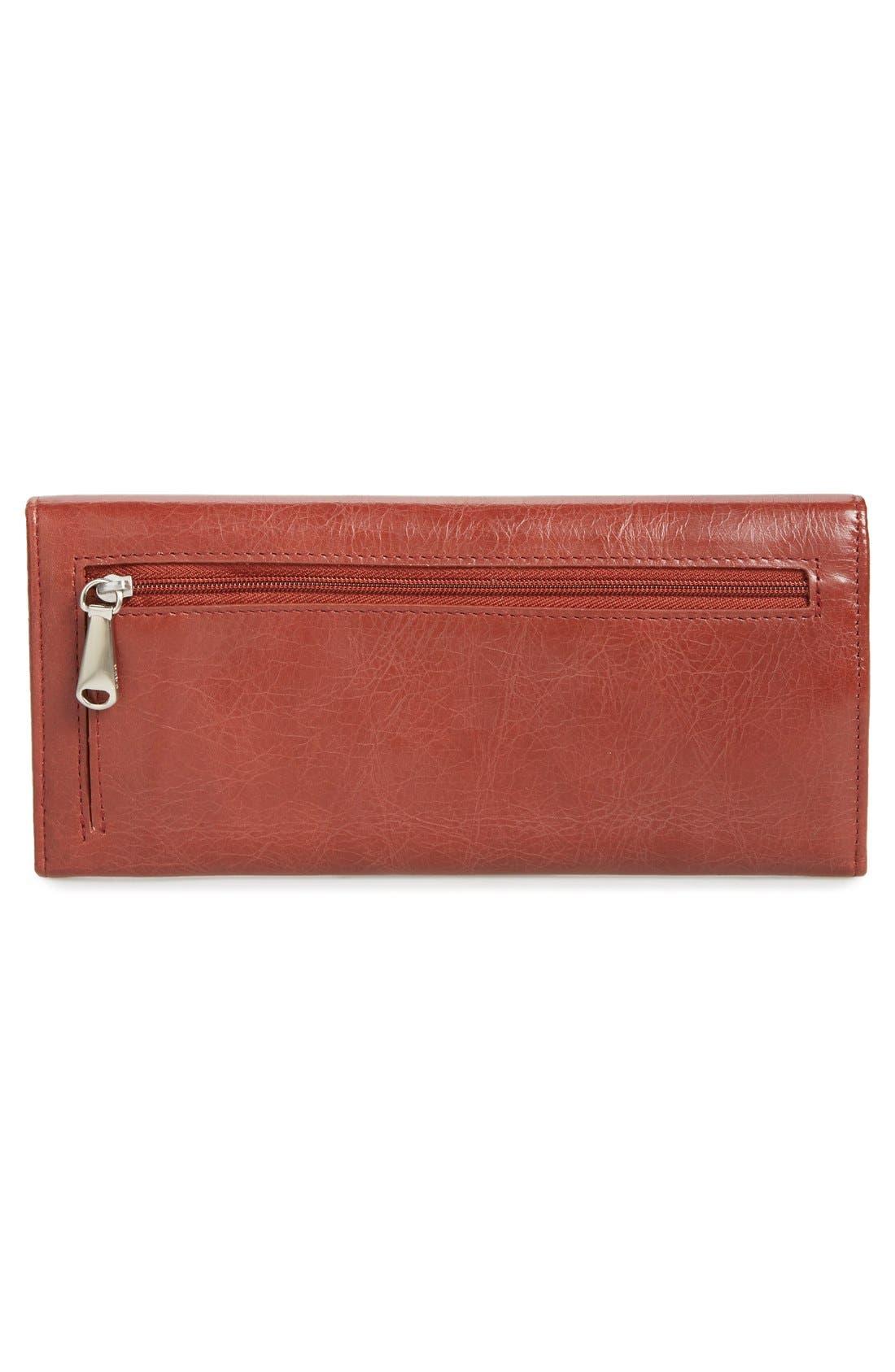 'Sadie' Leather Wallet,                             Alternate thumbnail 151, color,