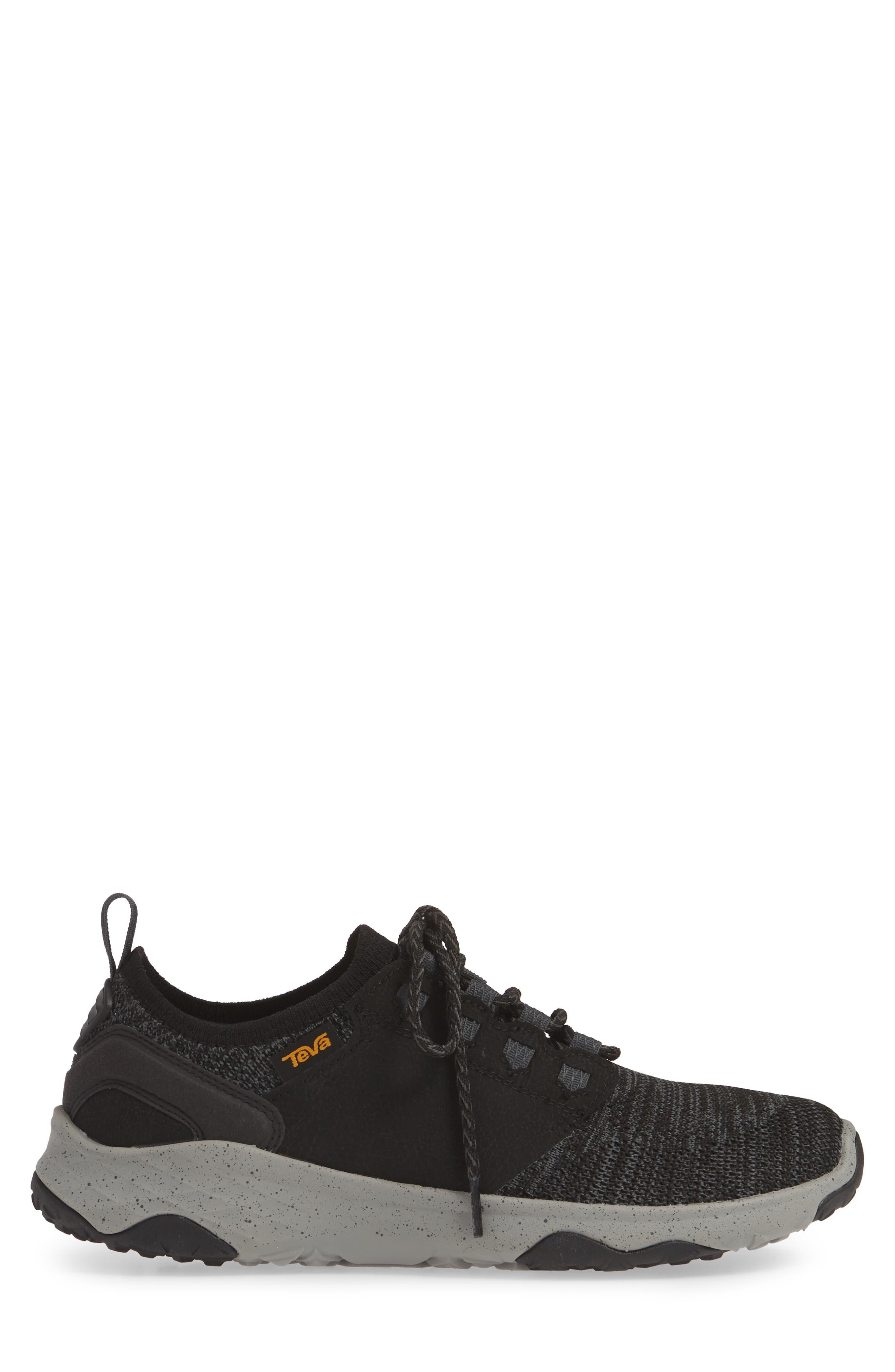 TEVA,                             Arrowood 2 Hiking Shoe,                             Alternate thumbnail 3, color,                             BLACK