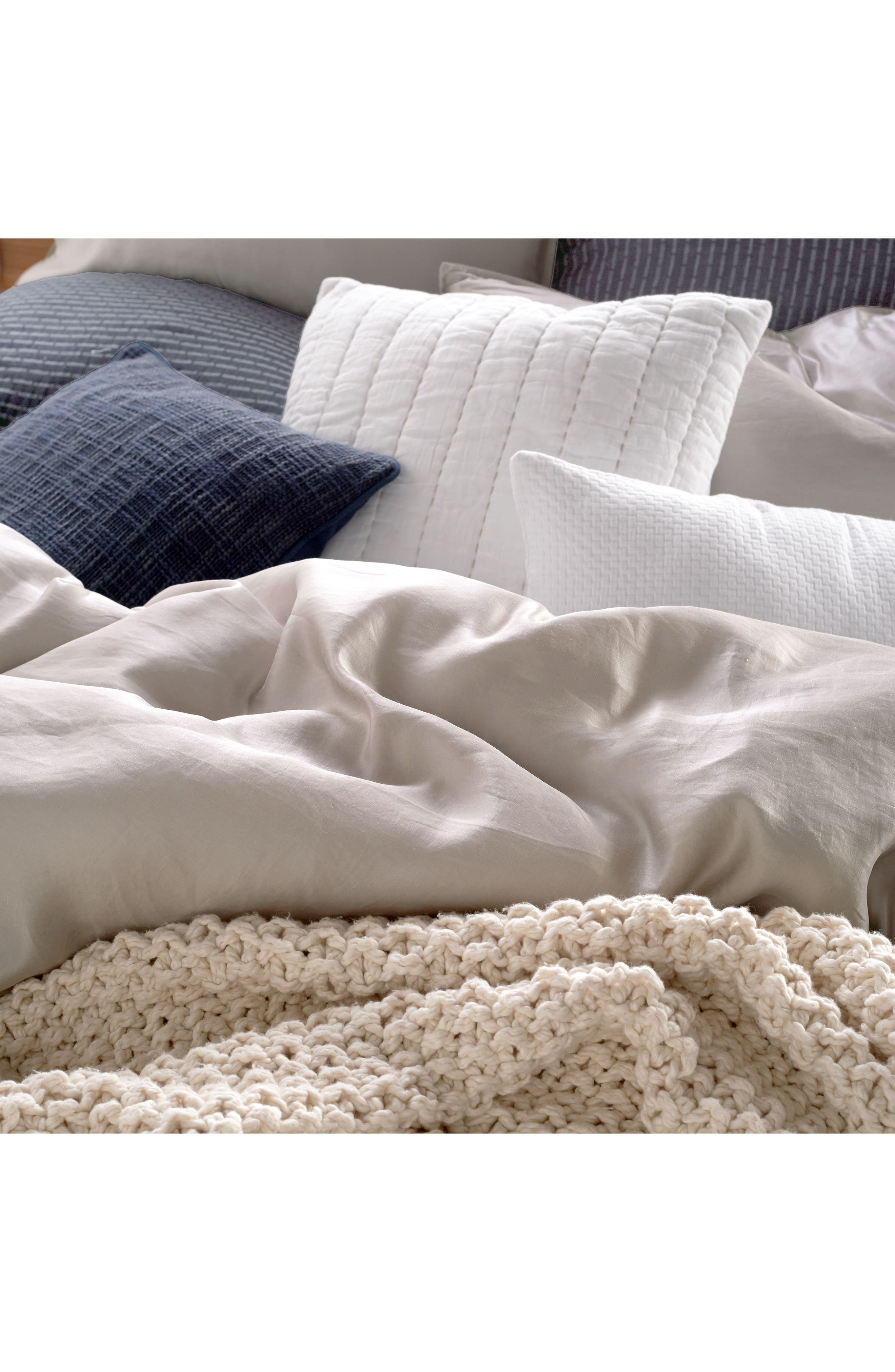 Pure Silky Duvet Cover,                         Main,                         color,