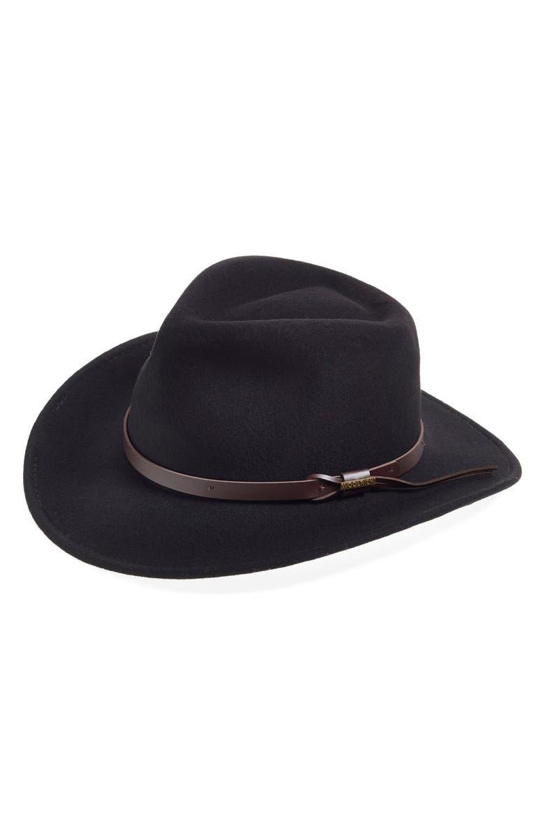 Woolrich Water Repellent Wool Felt Outback Hat  9b3b3fba825