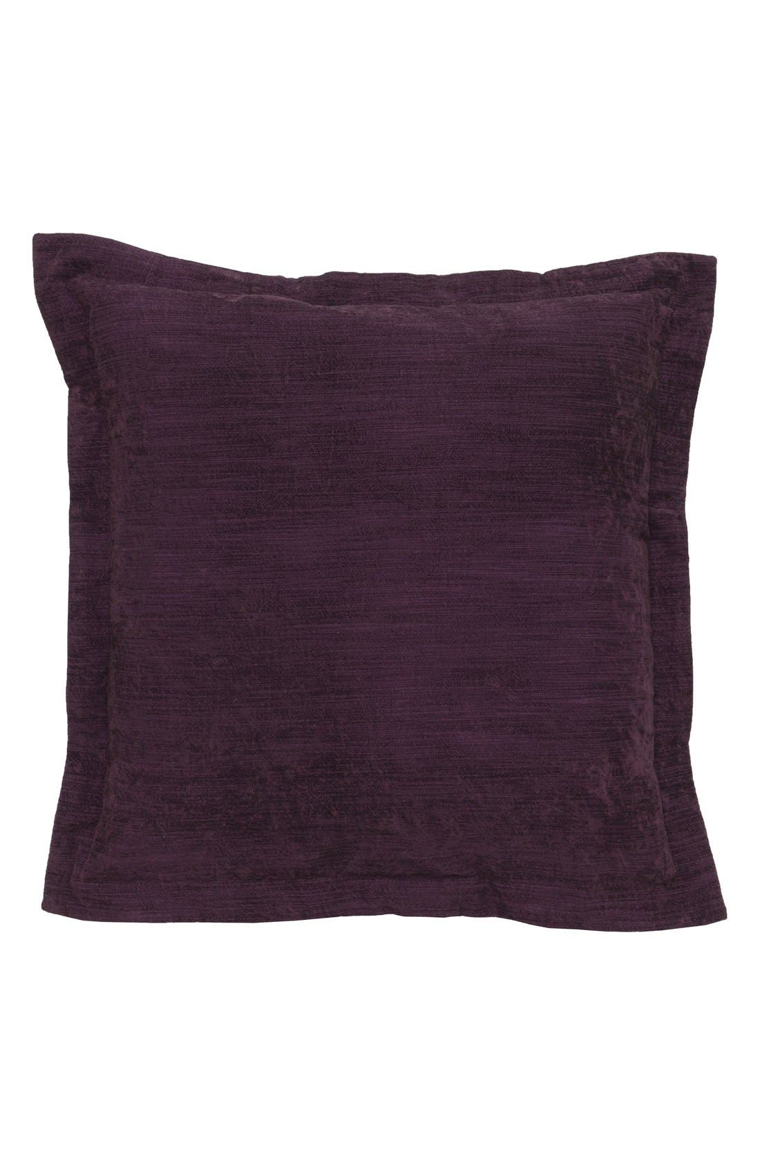 Lapis Decorative Pillow,                         Main,                         color, PLUM