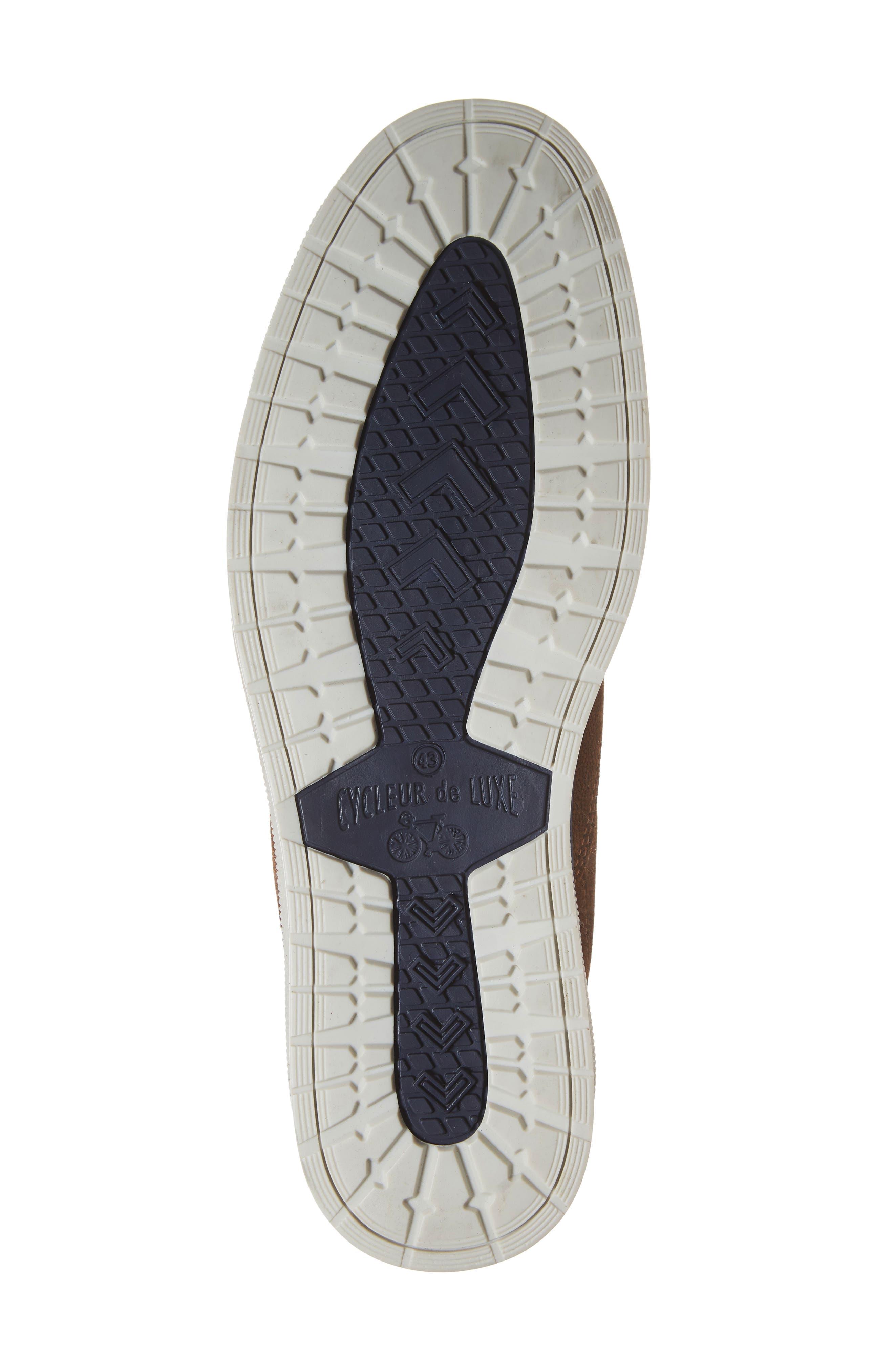 Bilbao Sneaker,                             Alternate thumbnail 6, color,                             COGNAC