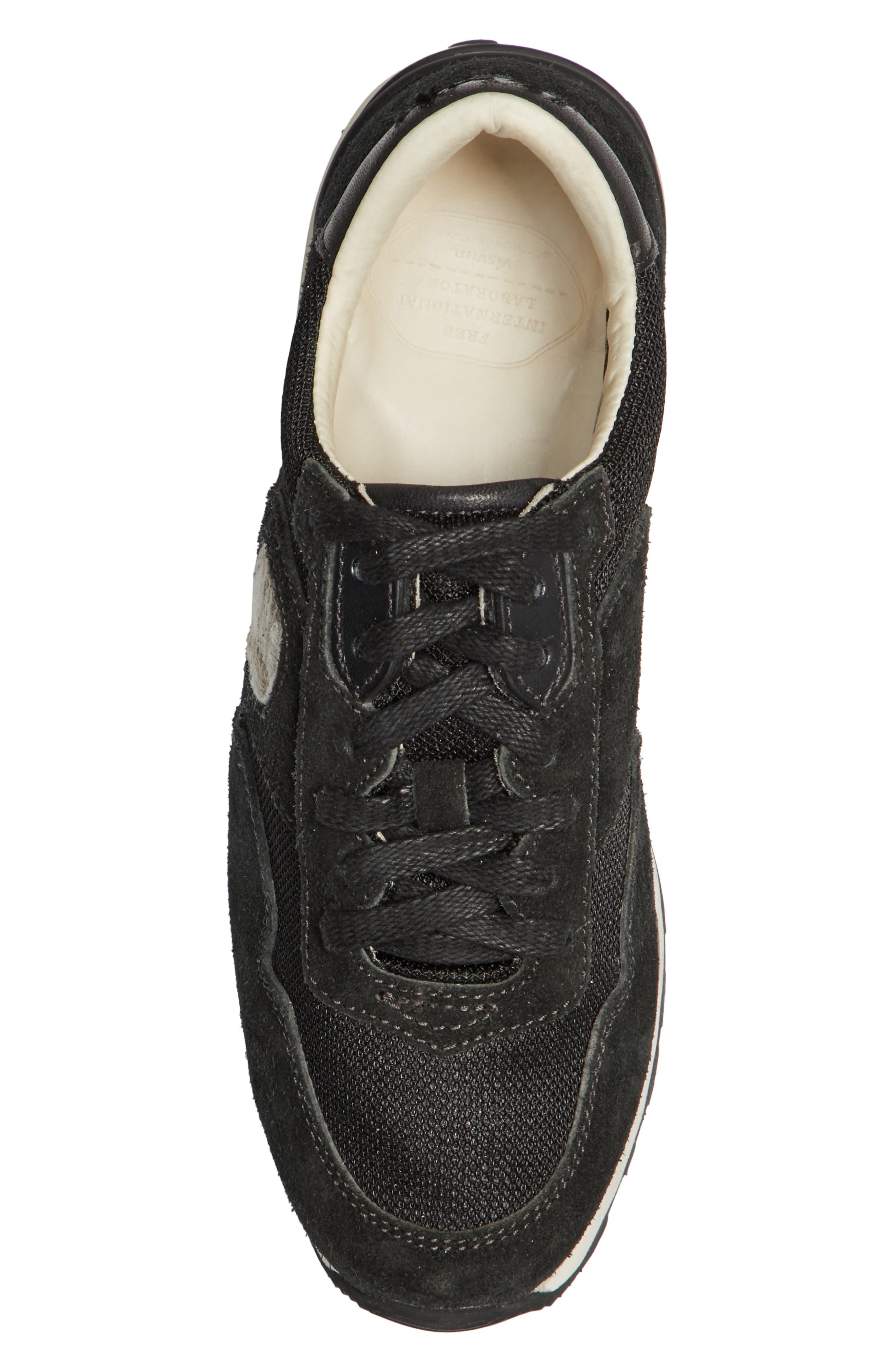 Roland Jogger Sneaker,                             Alternate thumbnail 5, color,                             002