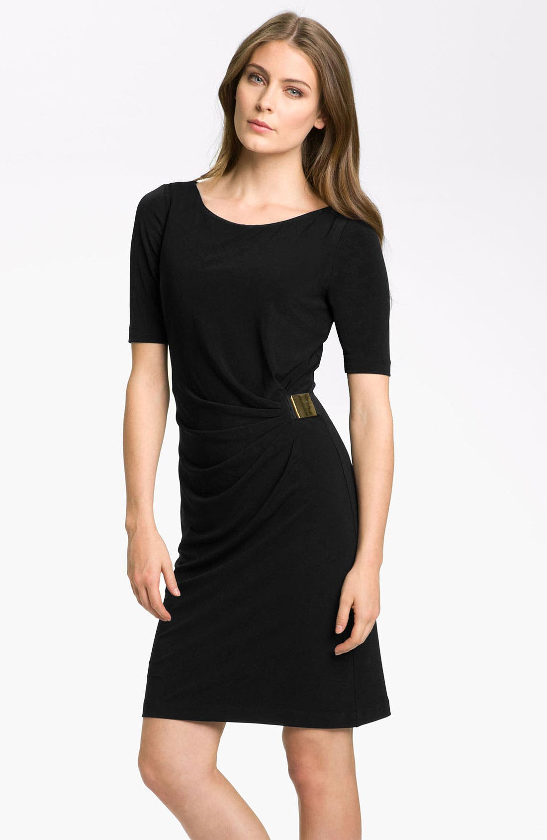 by Arthur S. Levine 'Kevin' Jersey Sheath Dress,                         Main,                         color,