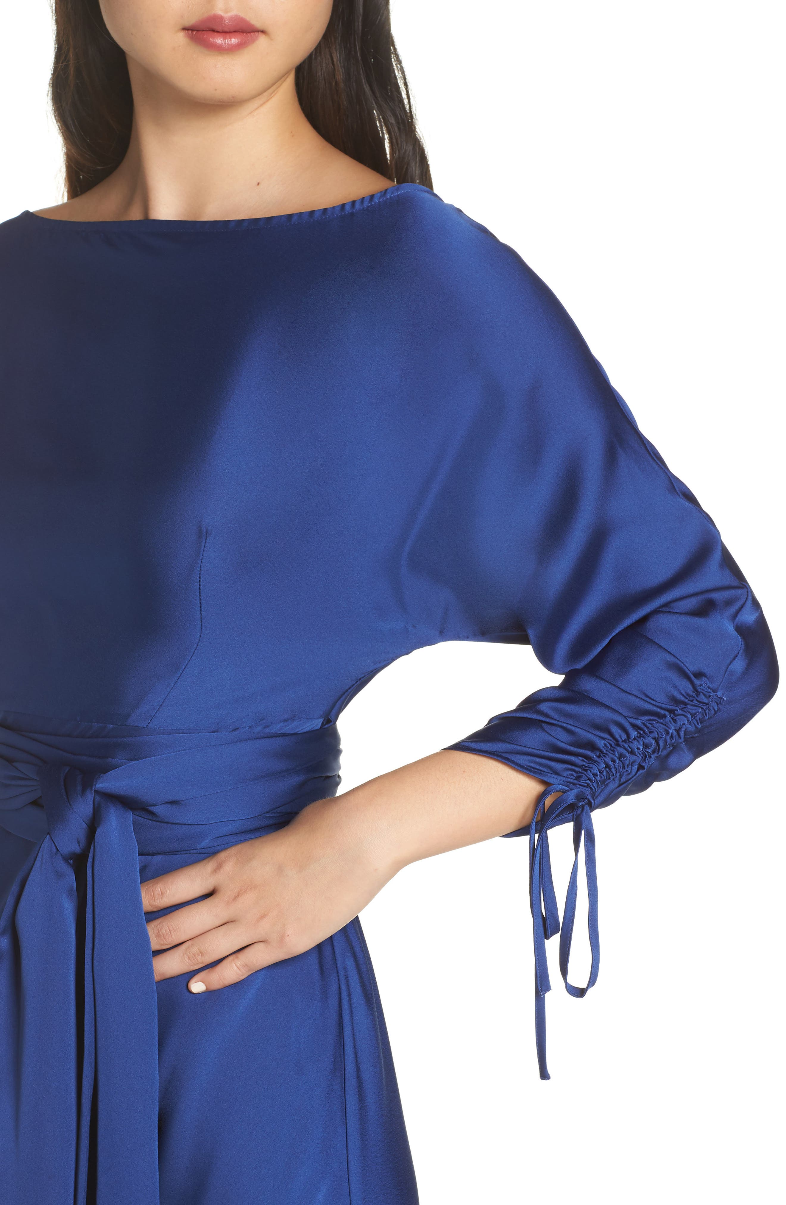 KEEPSAKE THE LABEL,                             Uncovered Midi Dress,                             Alternate thumbnail 5, color,                             430