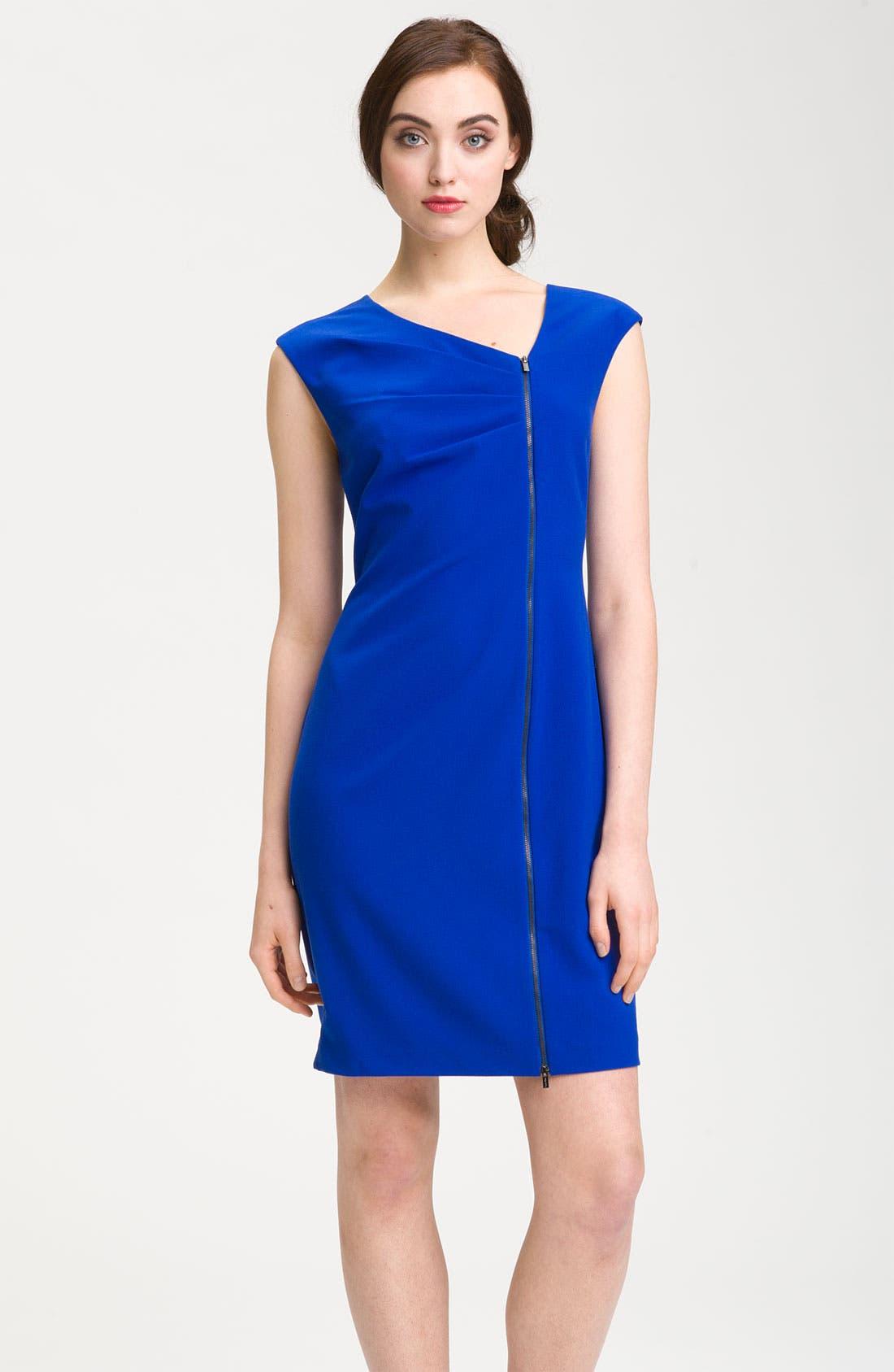 Jersey Shift Dress,                         Main,                         color, 471