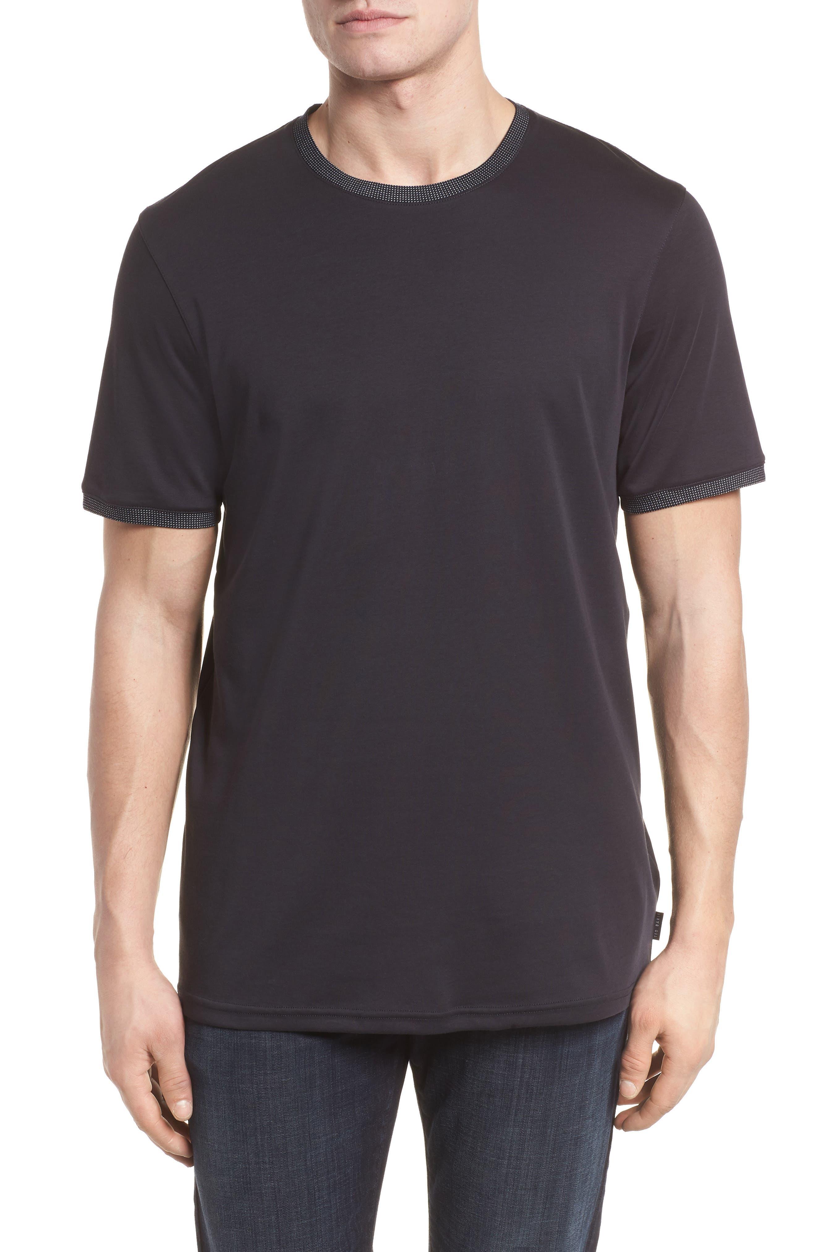 Piktt Crewneck T-Shirt,                             Main thumbnail 2, color,