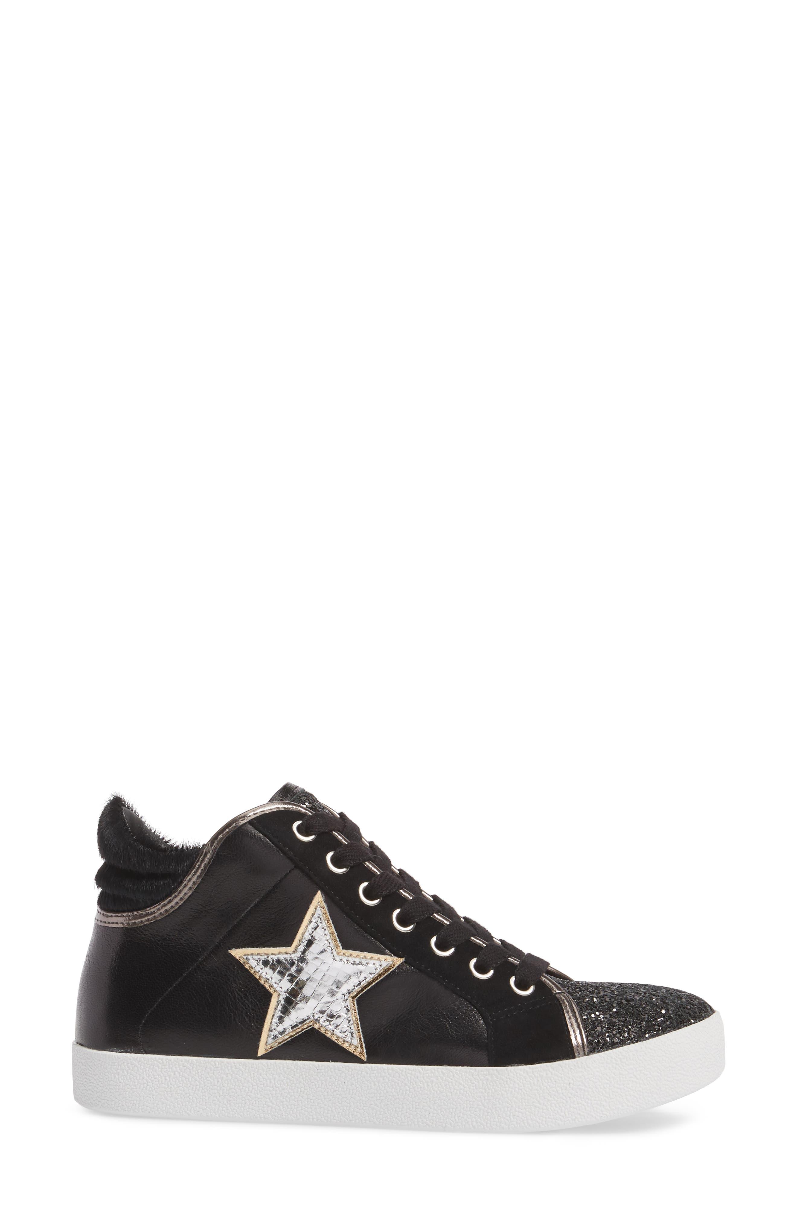 Savior Star Sneaker,                             Alternate thumbnail 7, color,
