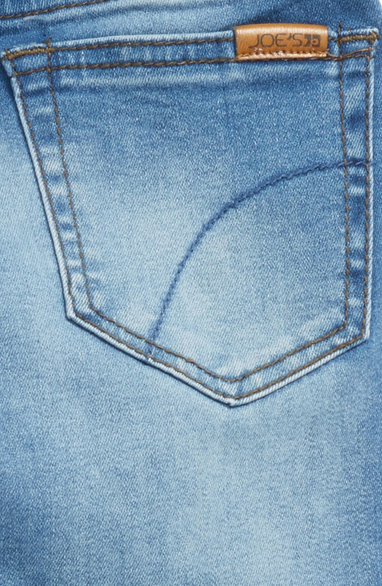 Rad Slim Fit Stretch Jeans,                             Alternate thumbnail 3, color,                             463