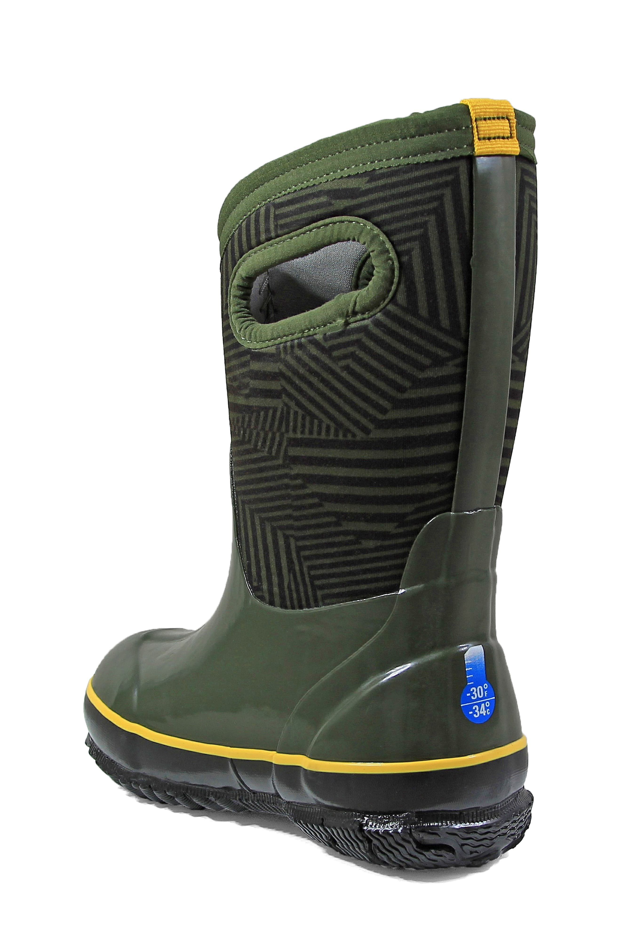 Classic Phaser Insulated Waterproof Boot,                             Alternate thumbnail 5, color,