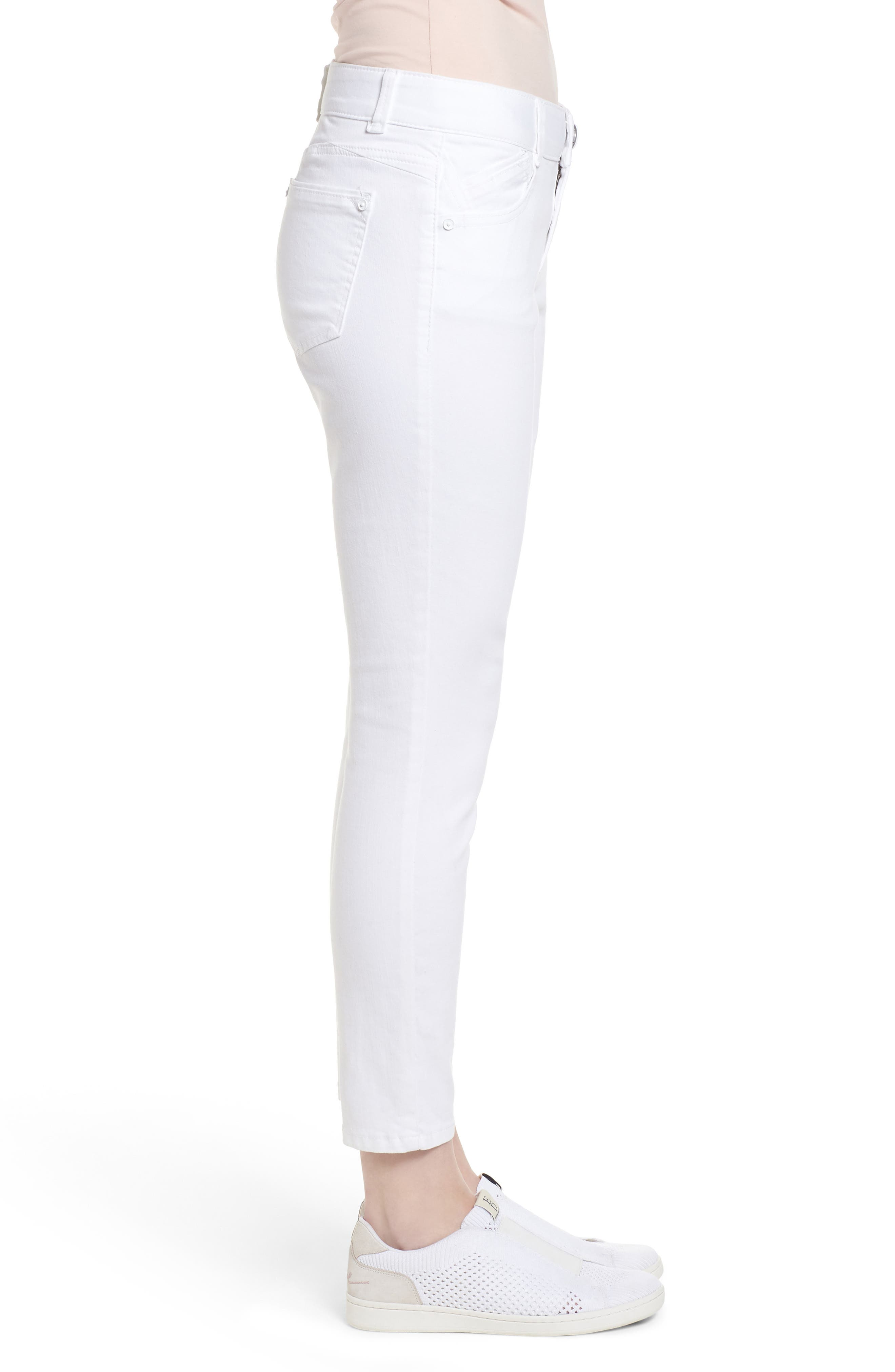 Ab-solution Ankle Skimmer Jeans,                             Alternate thumbnail 3, color,