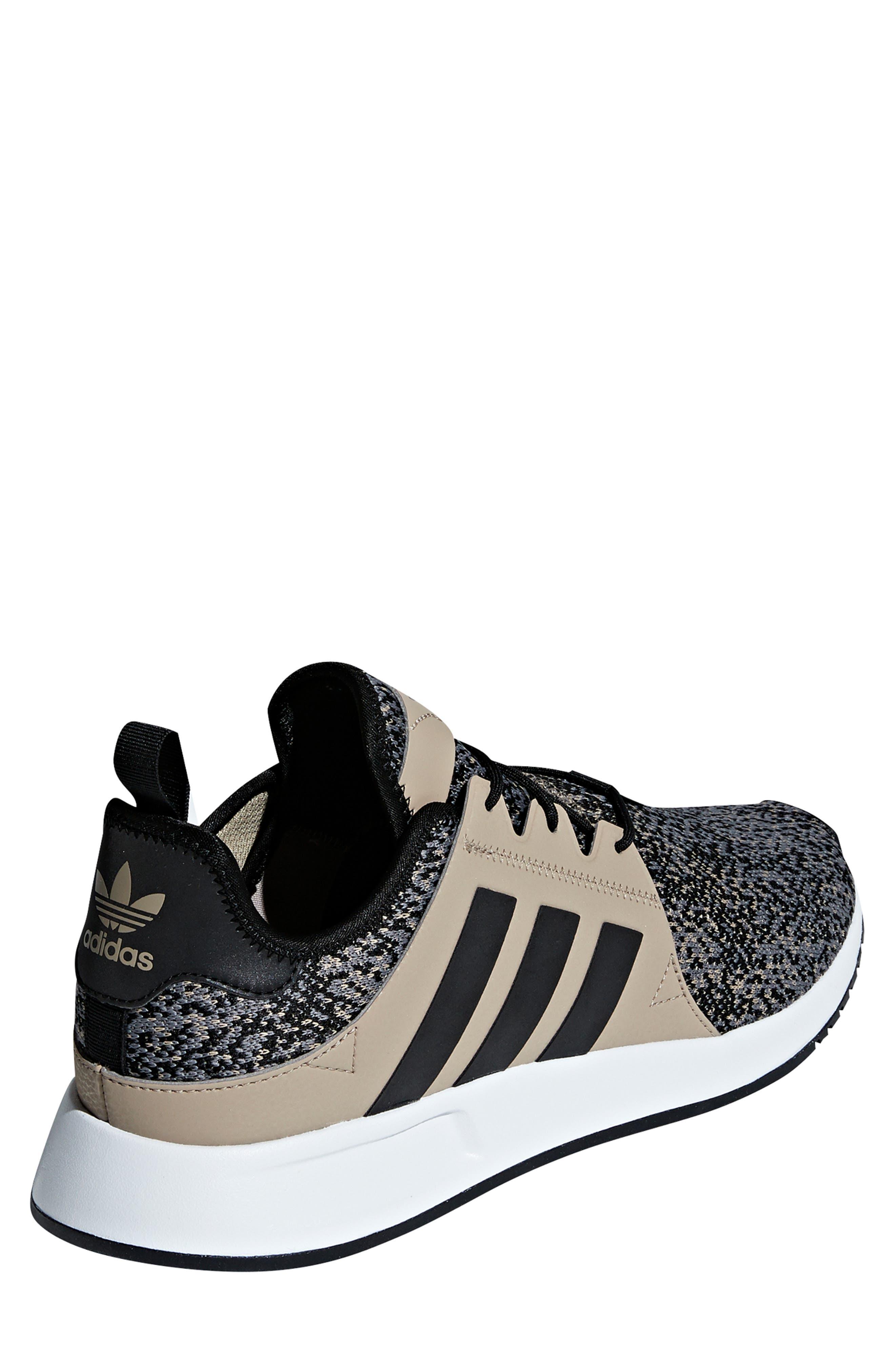 X_PLR Sneaker,                             Alternate thumbnail 2, color,                             KHAKI / CORE BLACK / WHITE