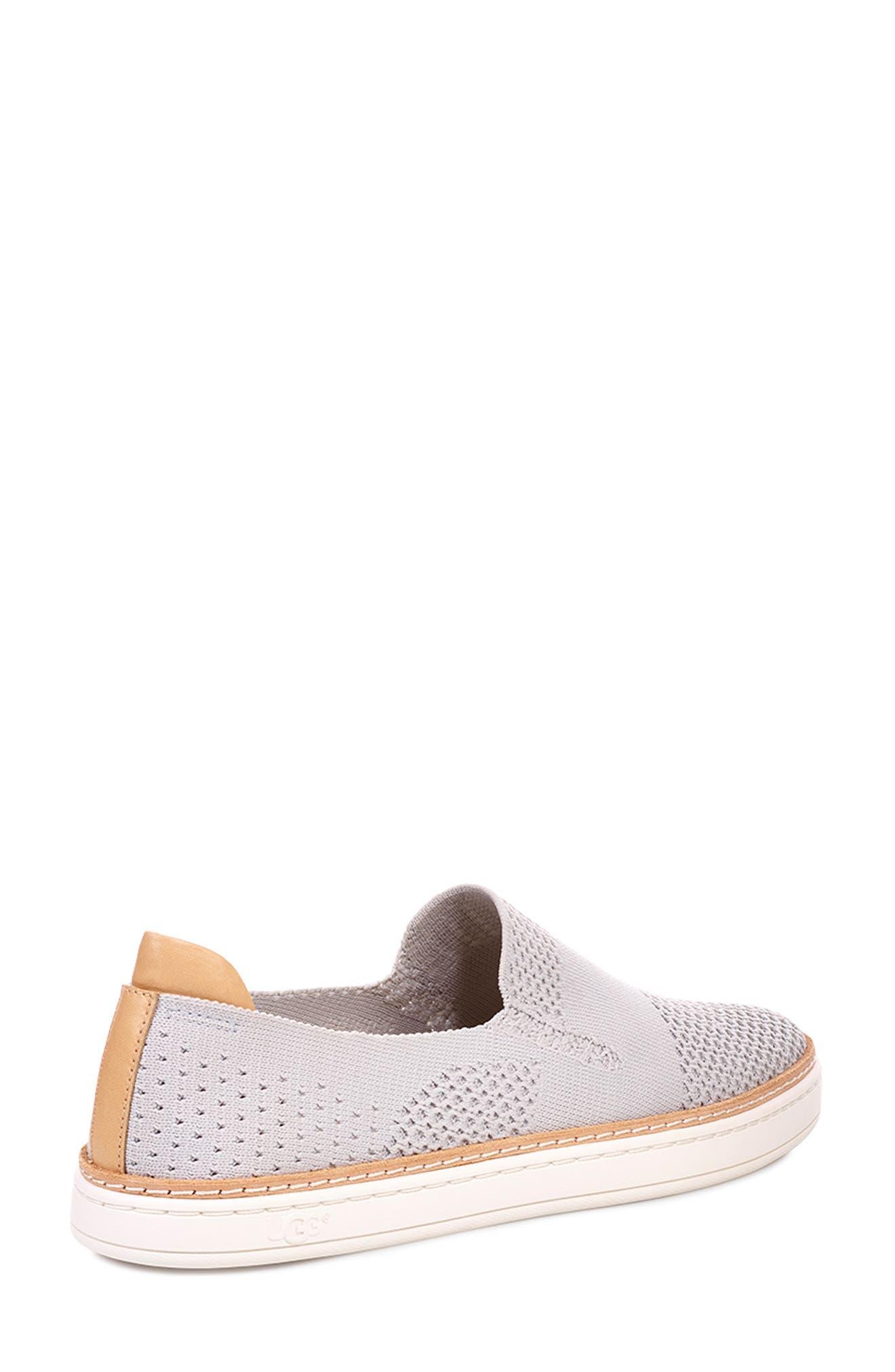 Sammy Sneaker,                             Alternate thumbnail 2, color,                             GREY VIOLET FABRIC