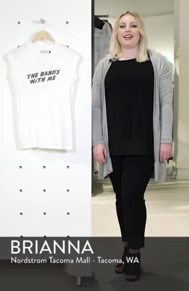 The Band's With Me Tee, sales video thumbnail