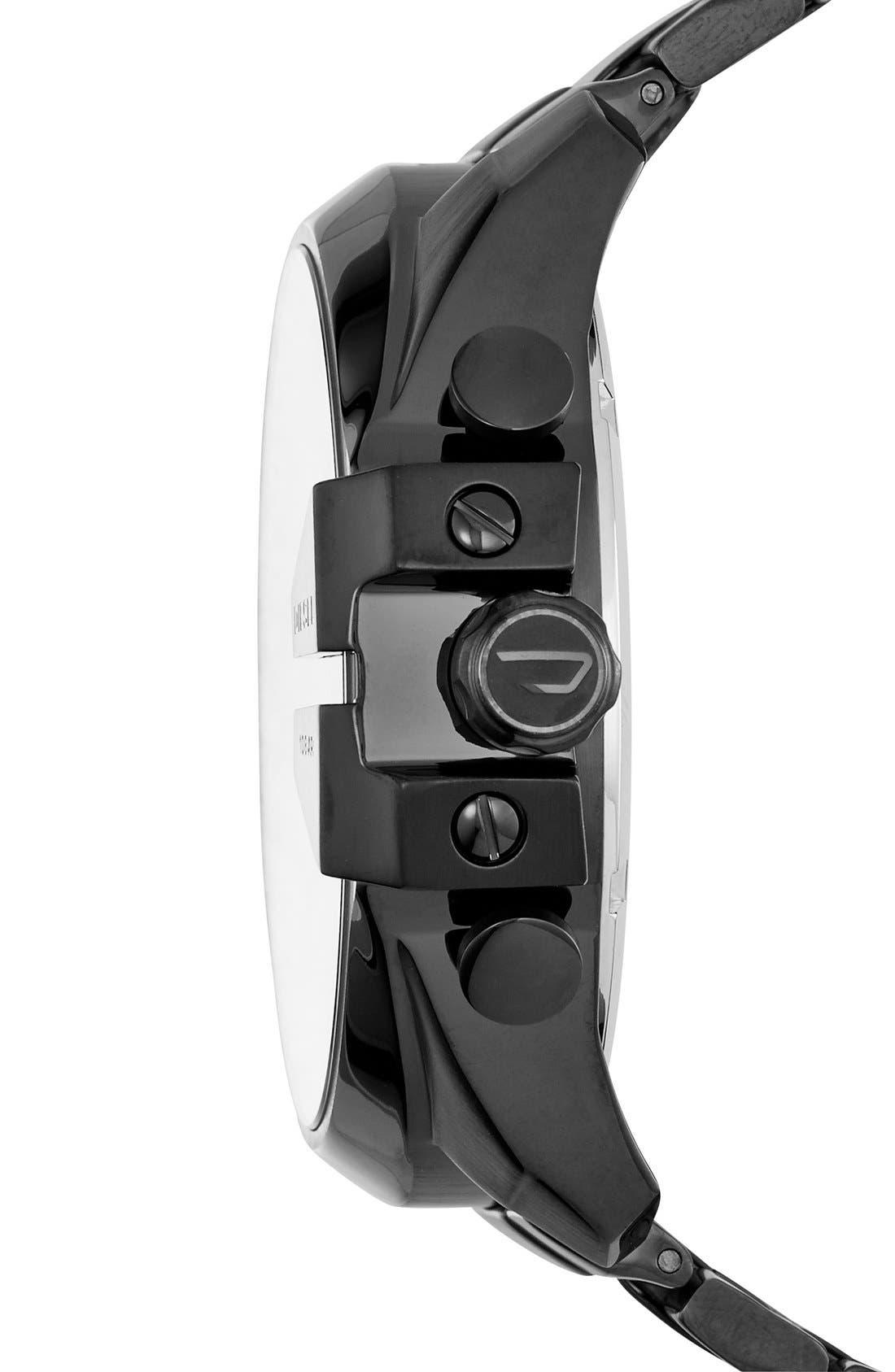 'Mega Chief' Bracelet Watch, 51mm,                             Alternate thumbnail 11, color,