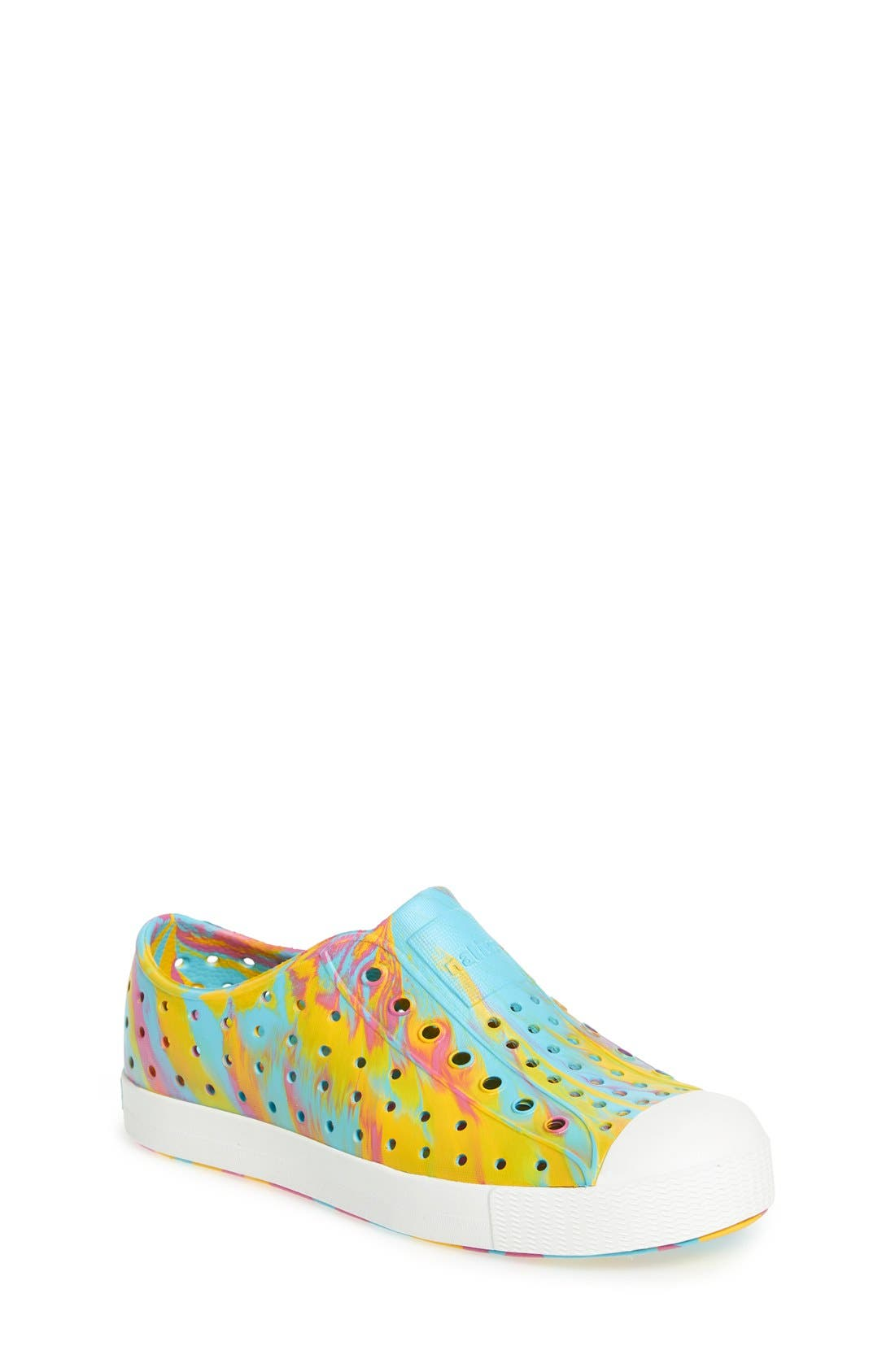 Jefferson - Marbled Perforated Slip-On,                             Main thumbnail 15, color,