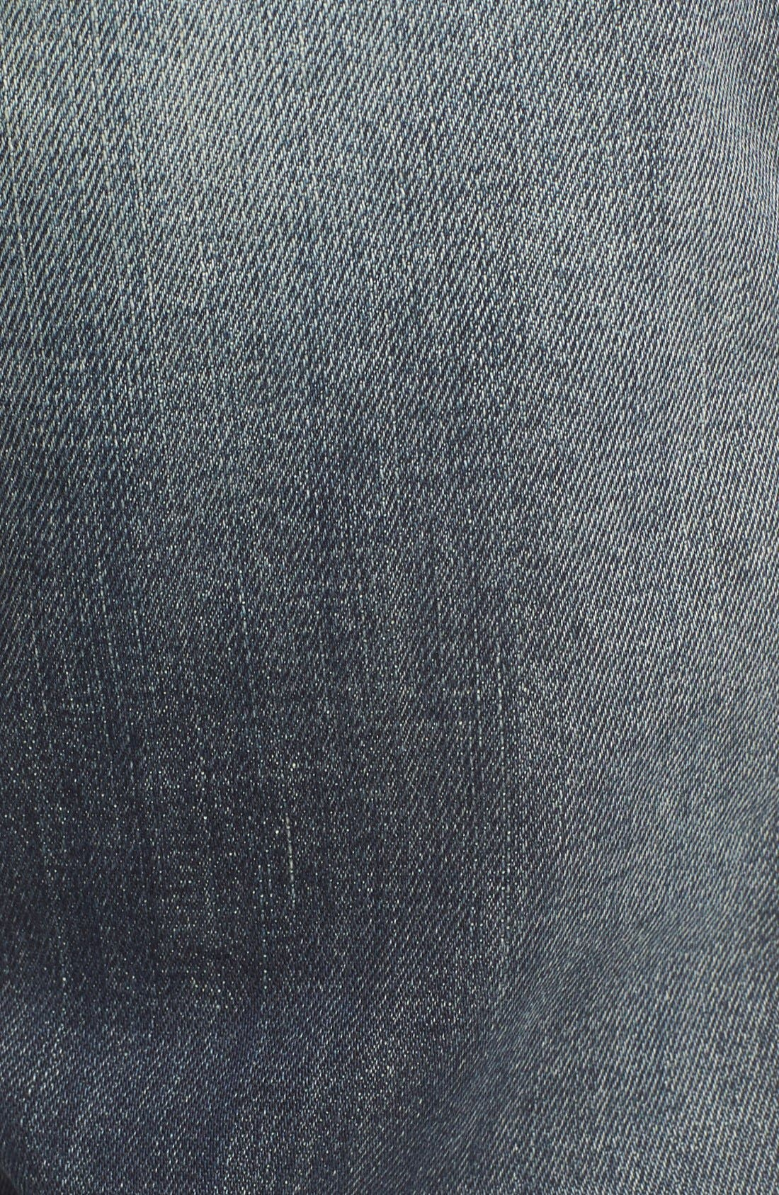 'Zathan' Bootcut Jeans,                             Alternate thumbnail 3, color,                             400