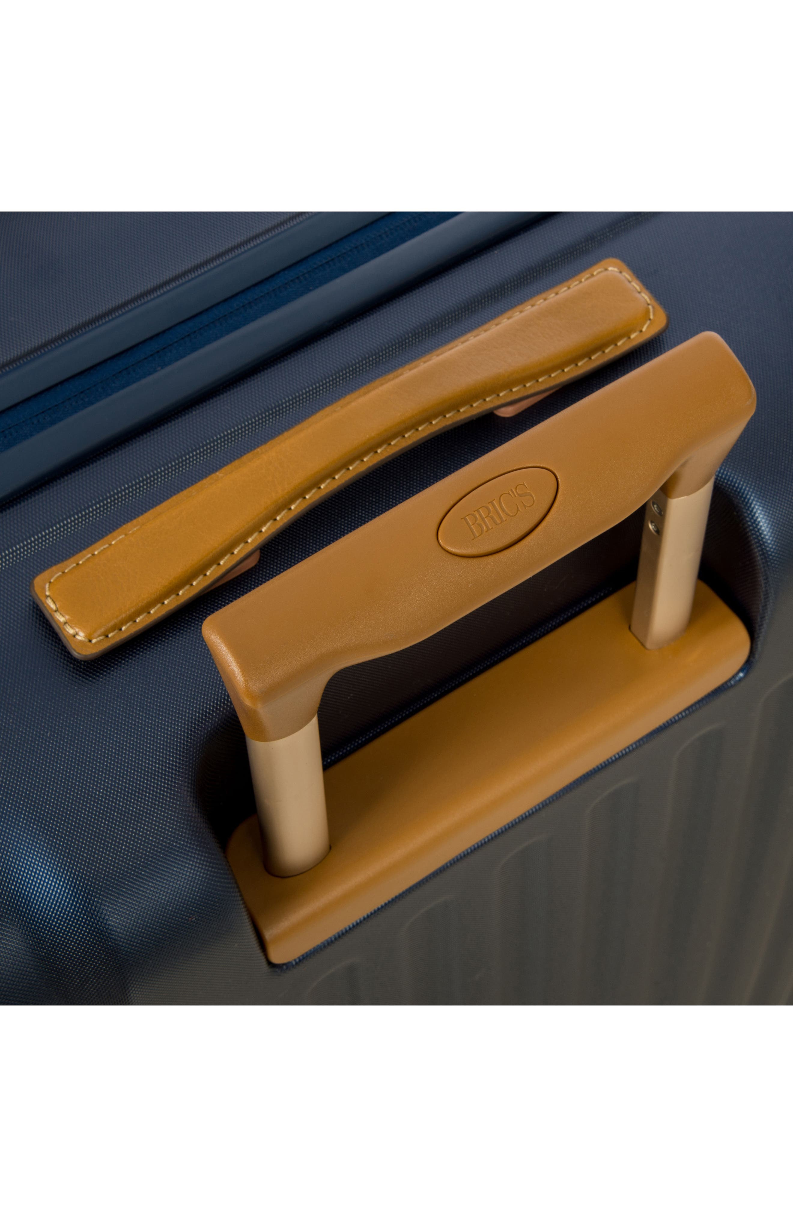 Capri 30-Inch Rolling Suitcase,                             Alternate thumbnail 10, color,                             MATTE BLUE