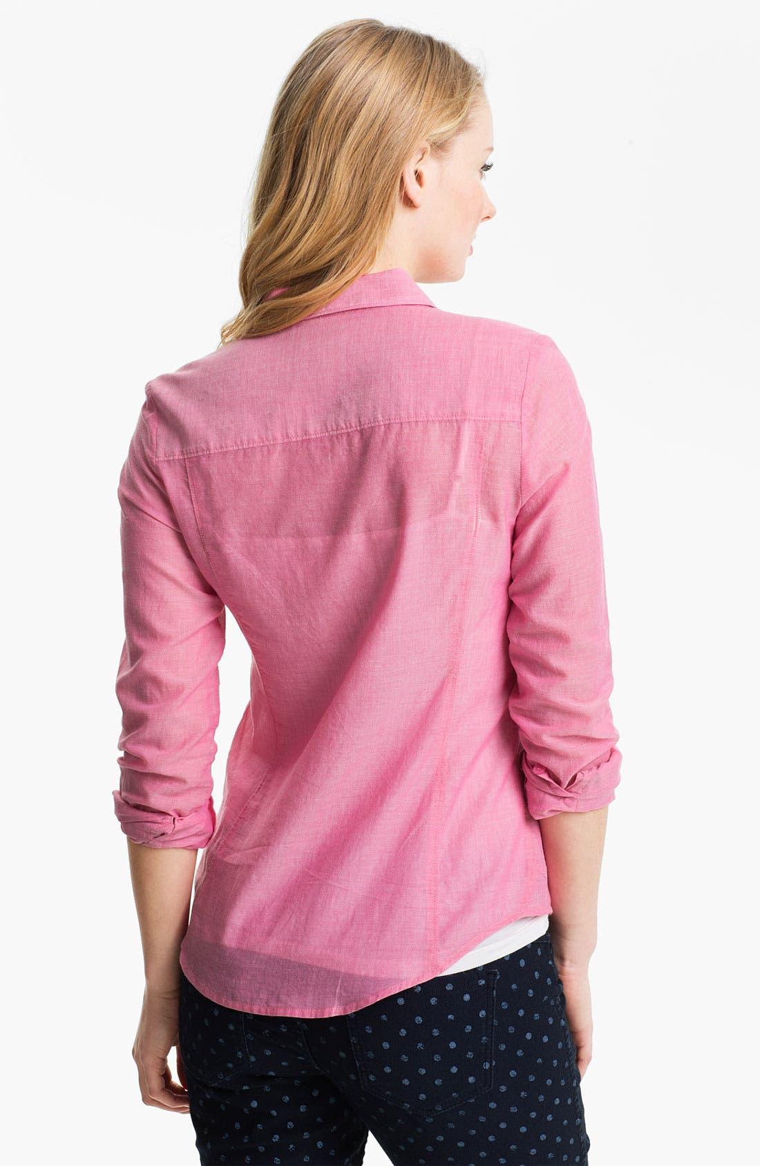Long Sleeve Shirt,                             Alternate thumbnail 110, color,