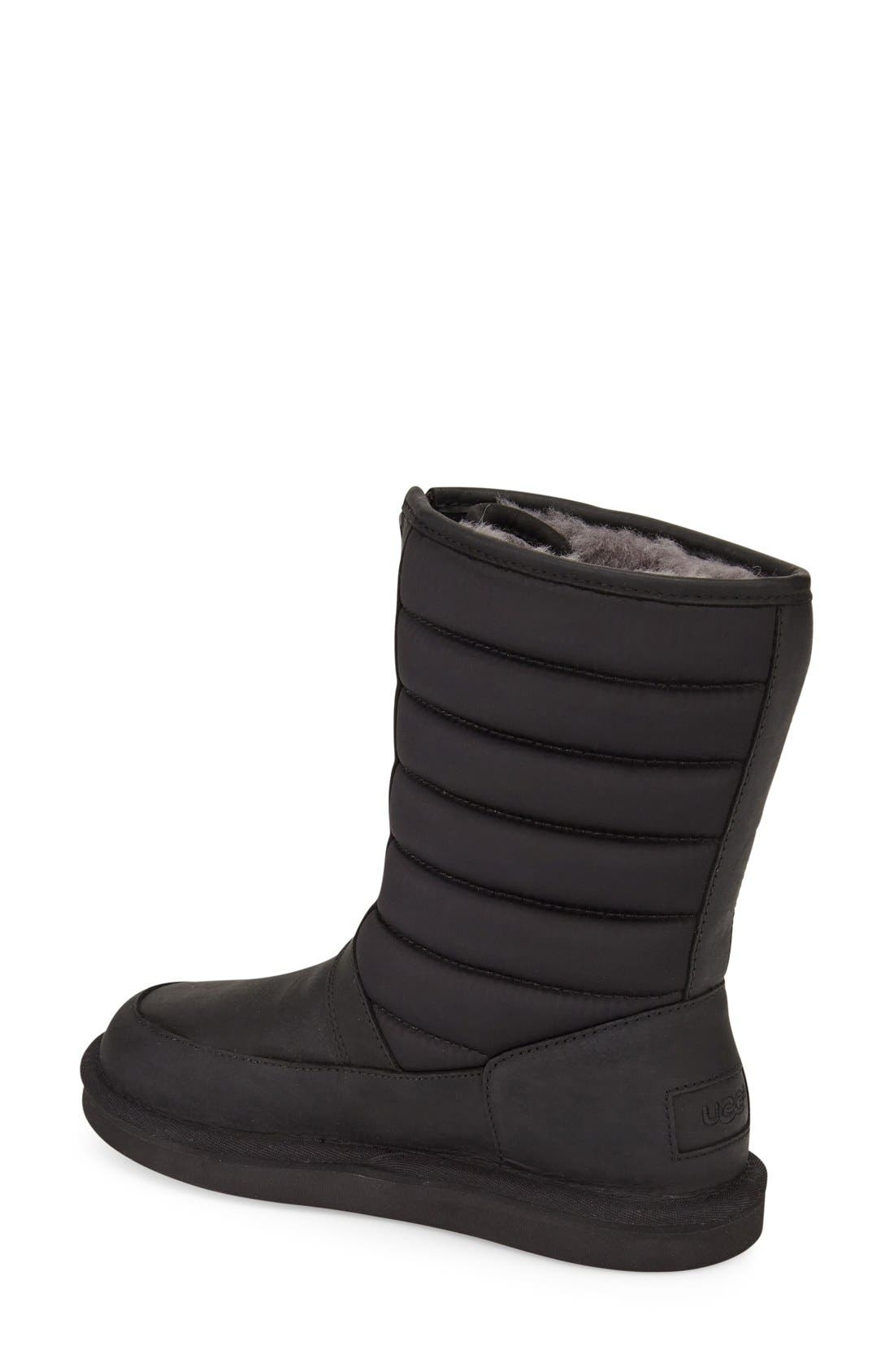 UGG<SUP>®</SUP>,                             Zaire Water Resistant Boot,                             Alternate thumbnail 2, color,                             001