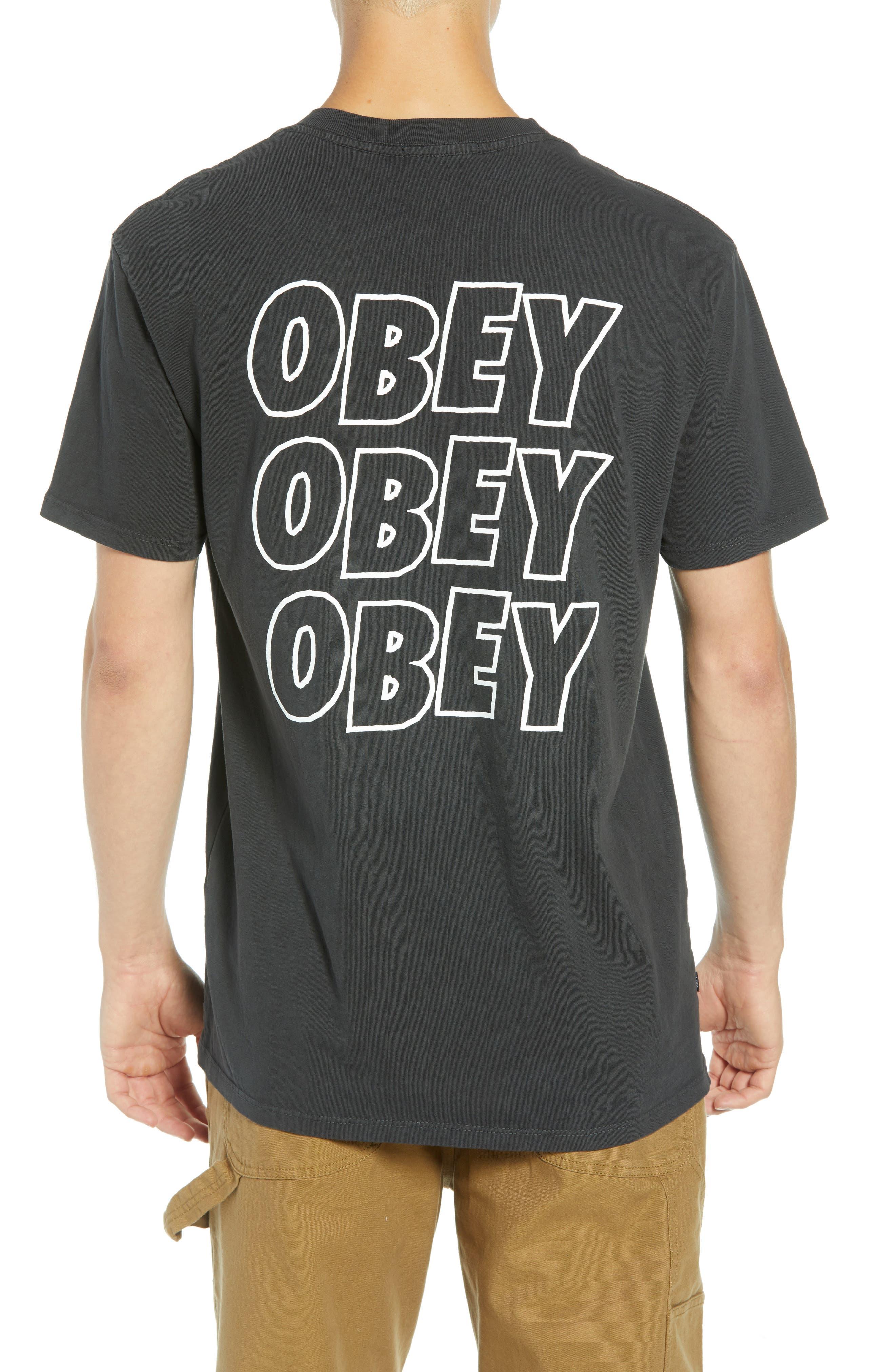 Jumble Lo-Fi Pigment T-Shirt,                             Alternate thumbnail 2, color,                             DUSTY BLACK