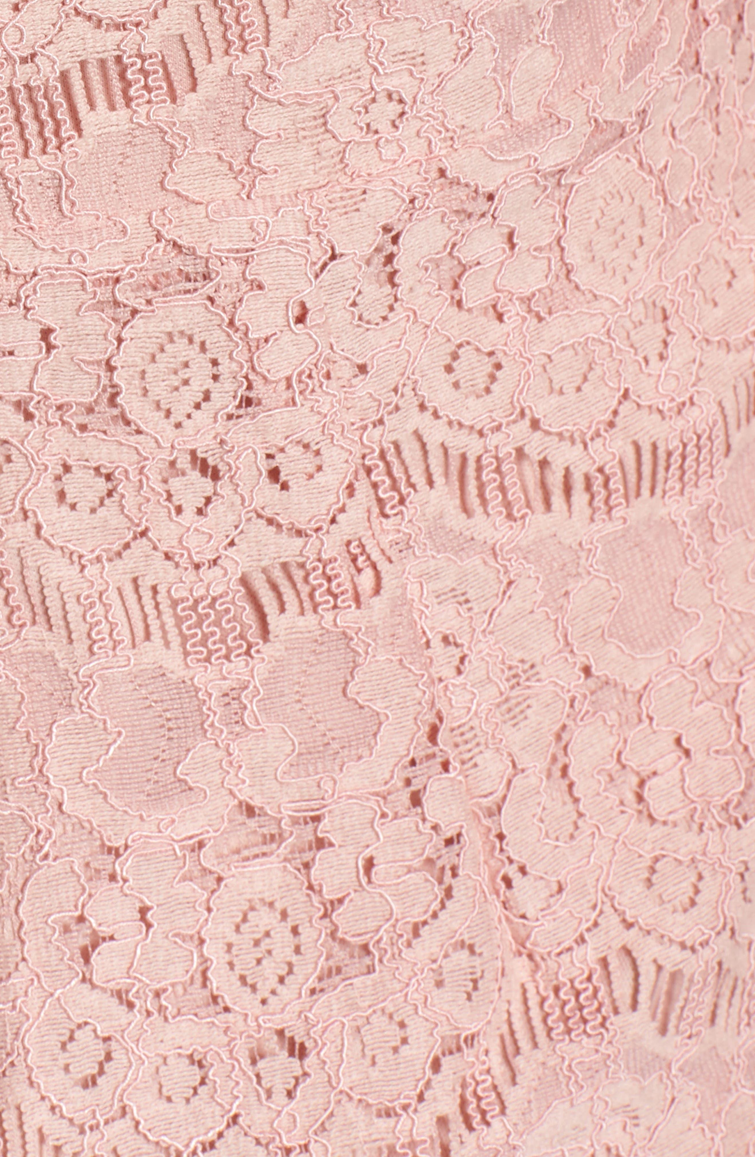 Lace Body-Con Minidress,                             Alternate thumbnail 20, color,