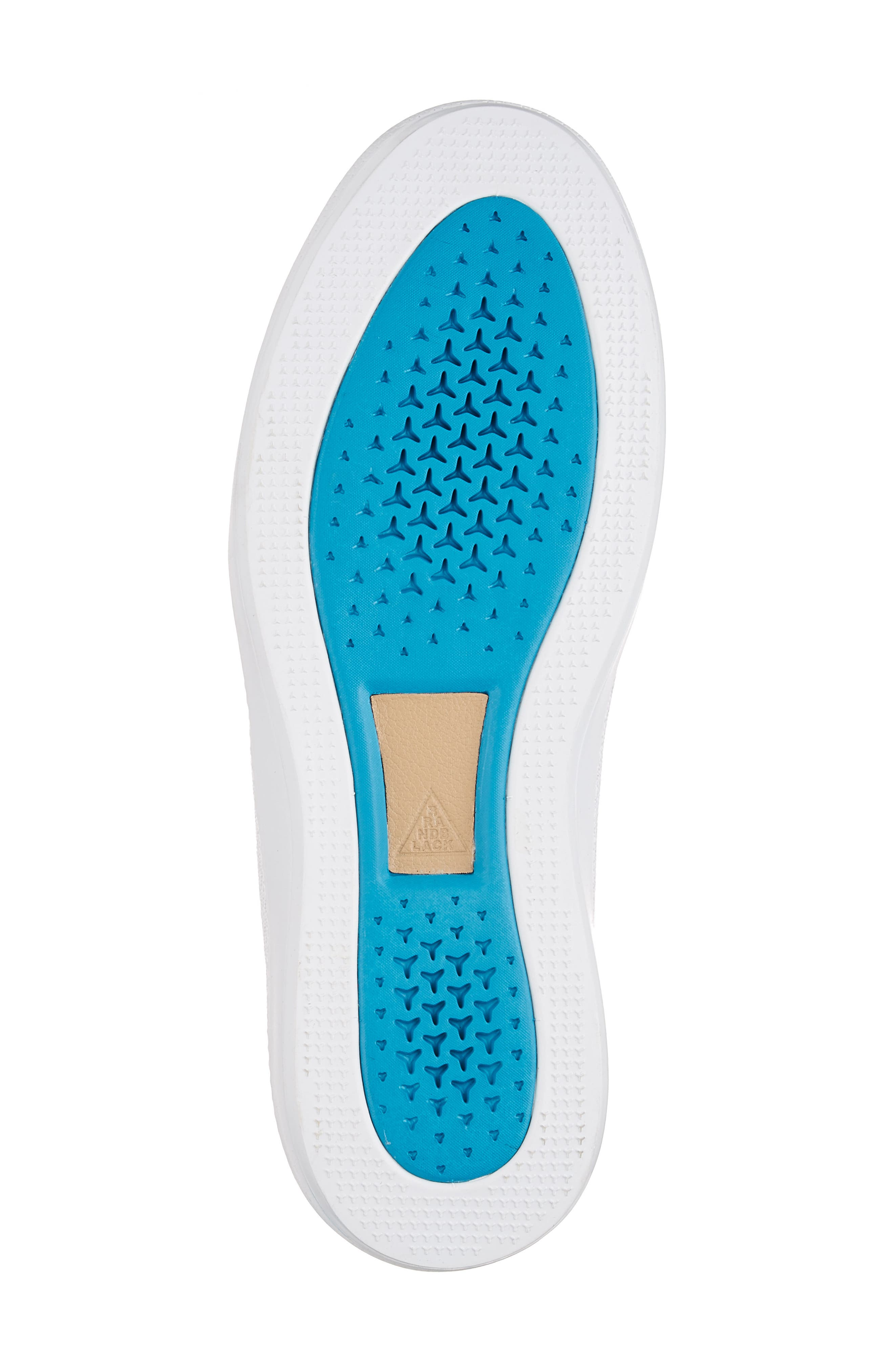 August II Sneaker,                             Alternate thumbnail 6, color,                             WHITE