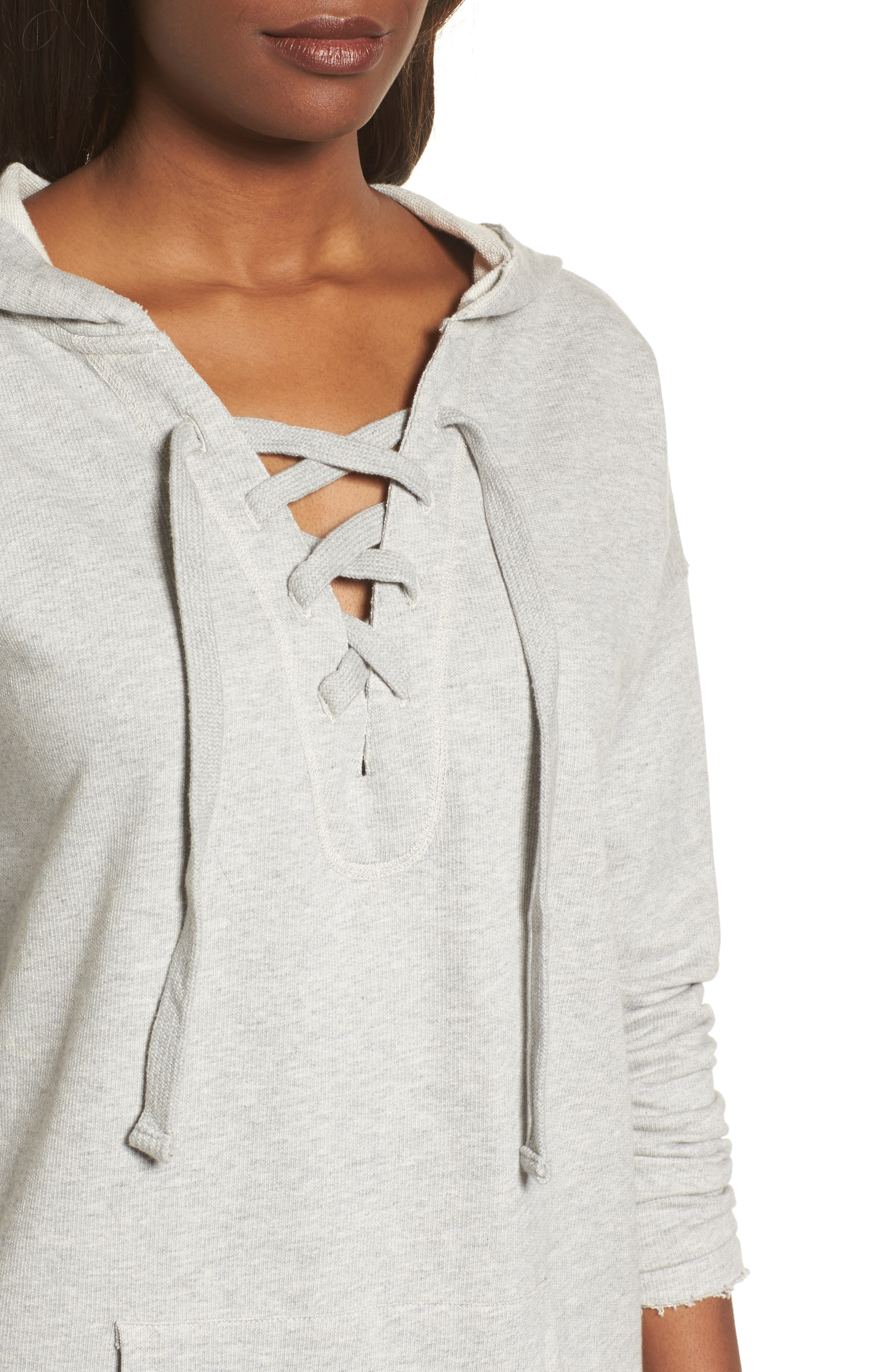 Lower East Hoodie Tunic,                             Alternate thumbnail 7, color,