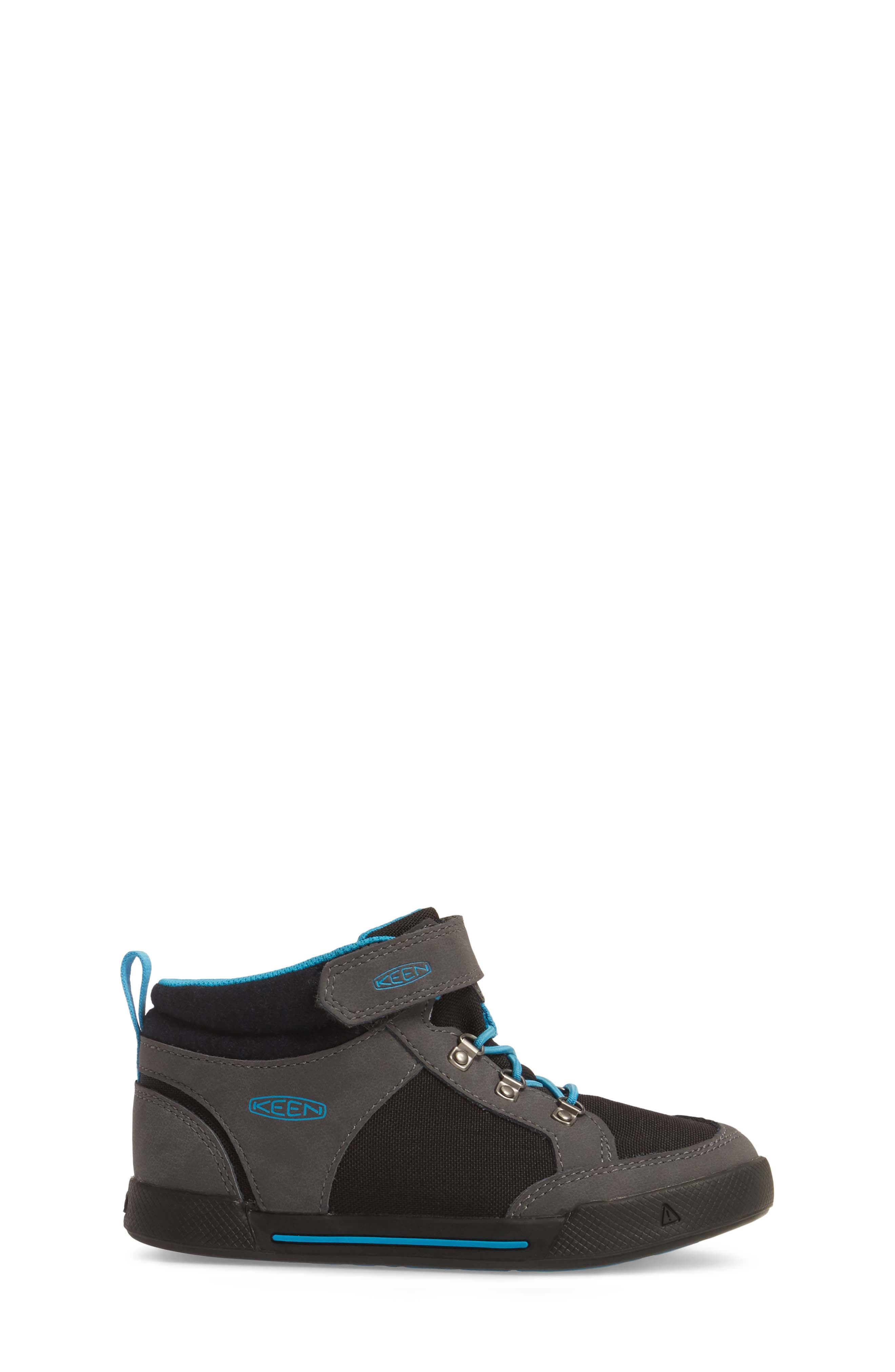 Encanto Wesley II High Top Sneaker,                             Alternate thumbnail 3, color,                             003