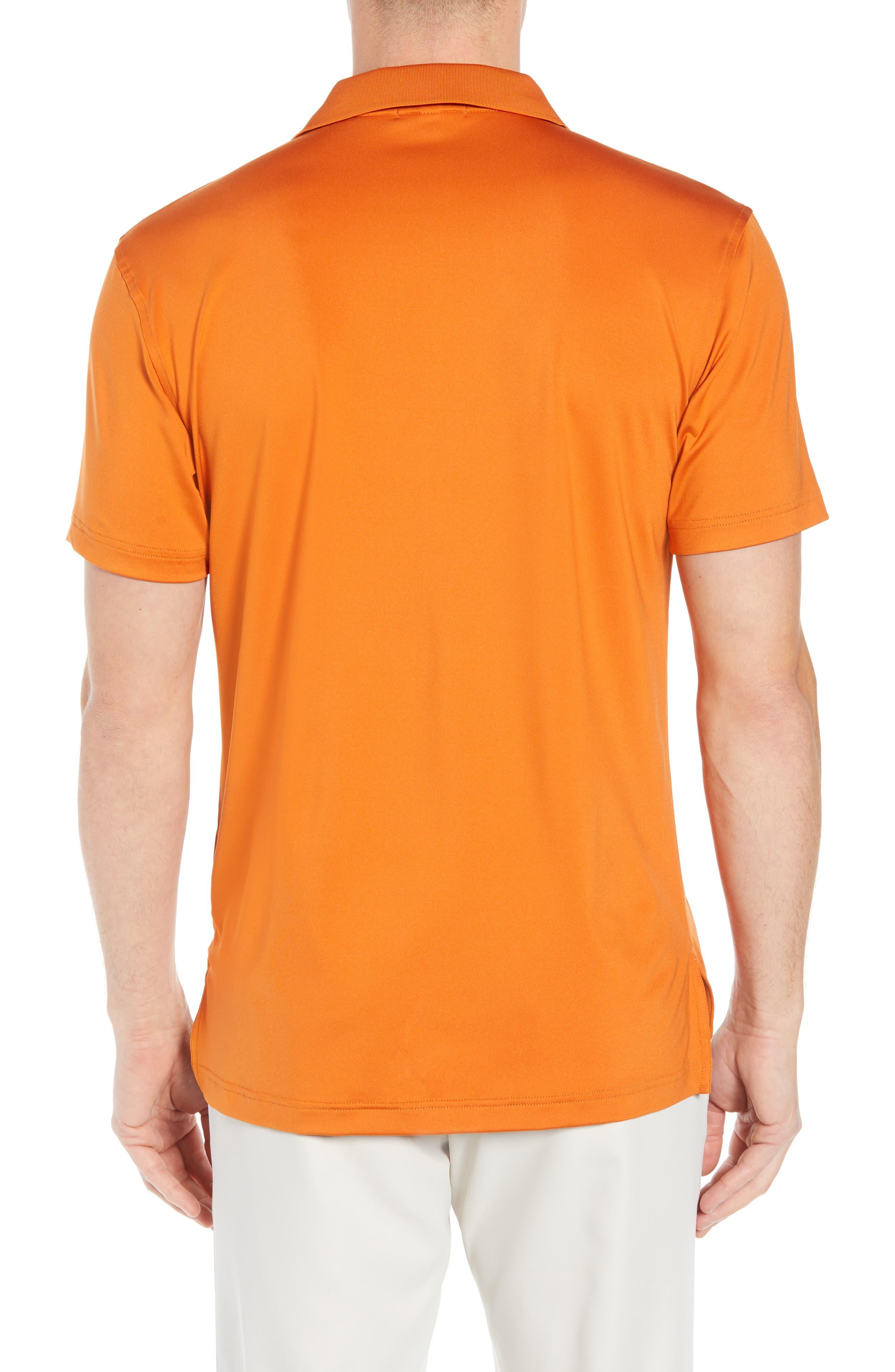 Texas Solid Performance Polo Shirt,                             Alternate thumbnail 2, color,                             600