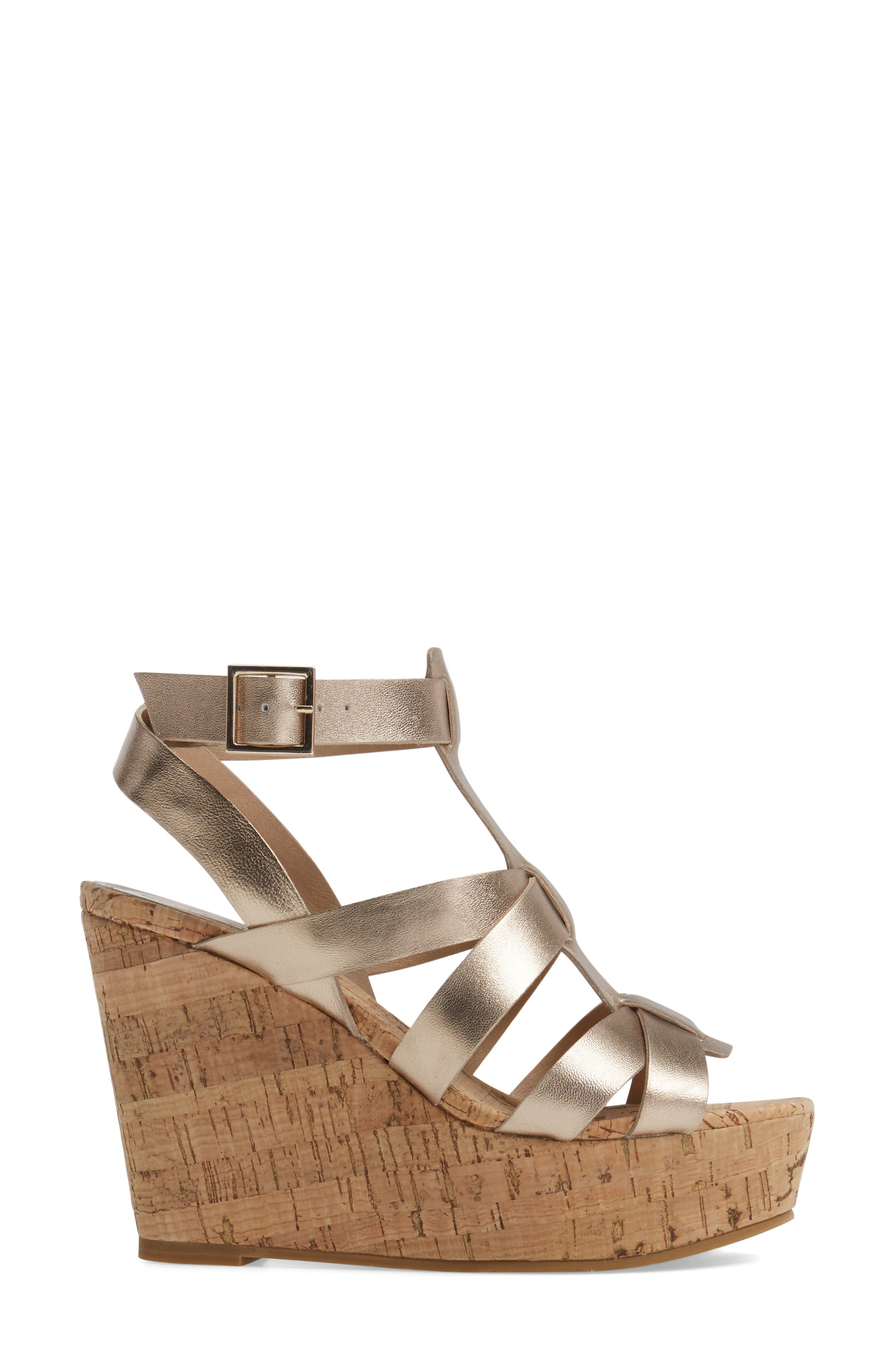 Rayjay Wedge Sandal,                             Alternate thumbnail 12, color,