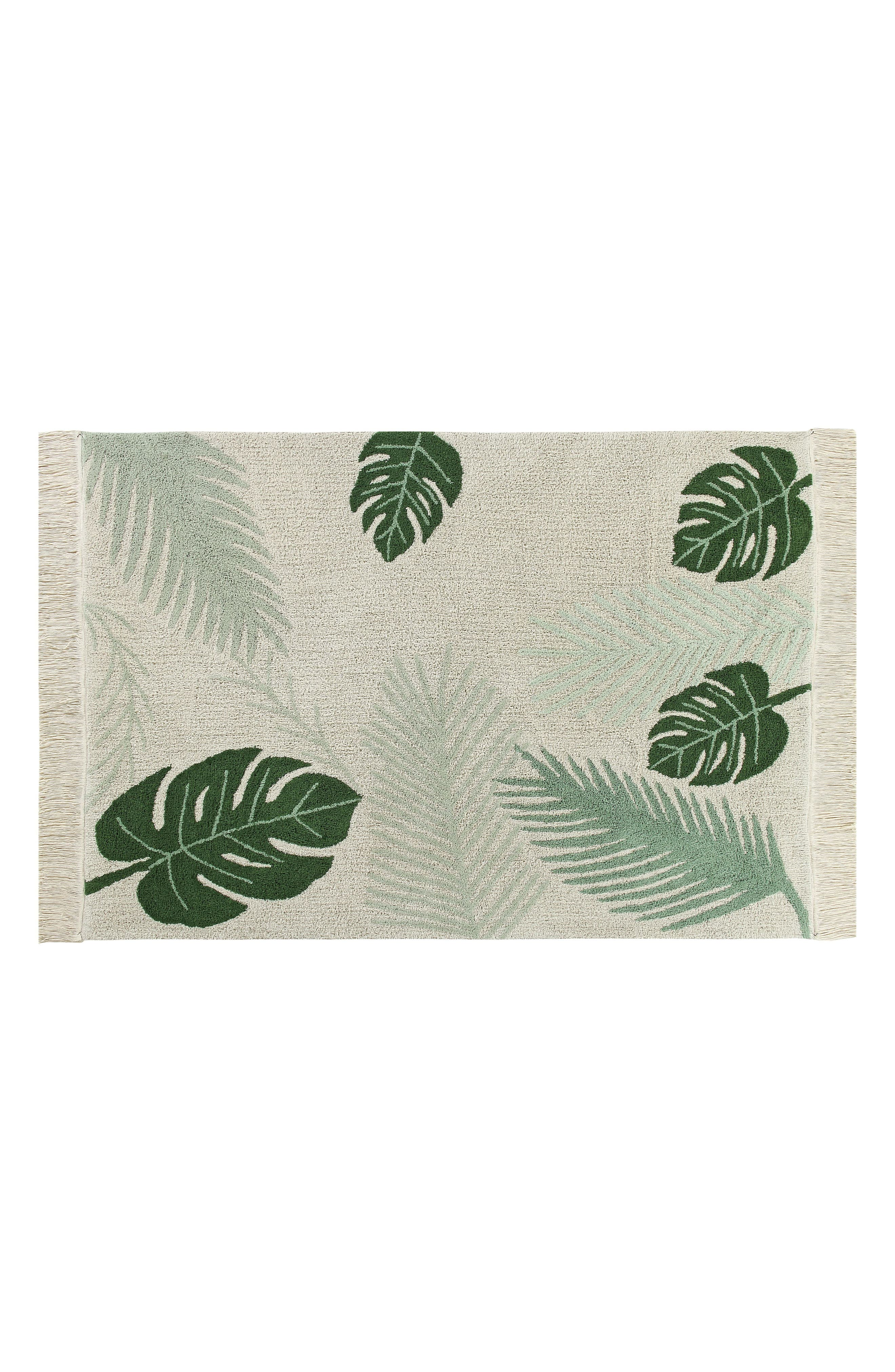 Tropical Rug,                         Main,                         color, TROPICAL GREEN