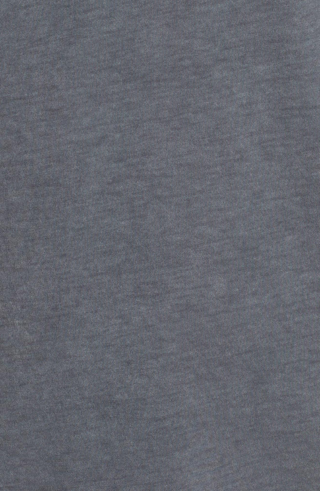 Sublime Short Sleeve Henley,                             Alternate thumbnail 5, color,                             033