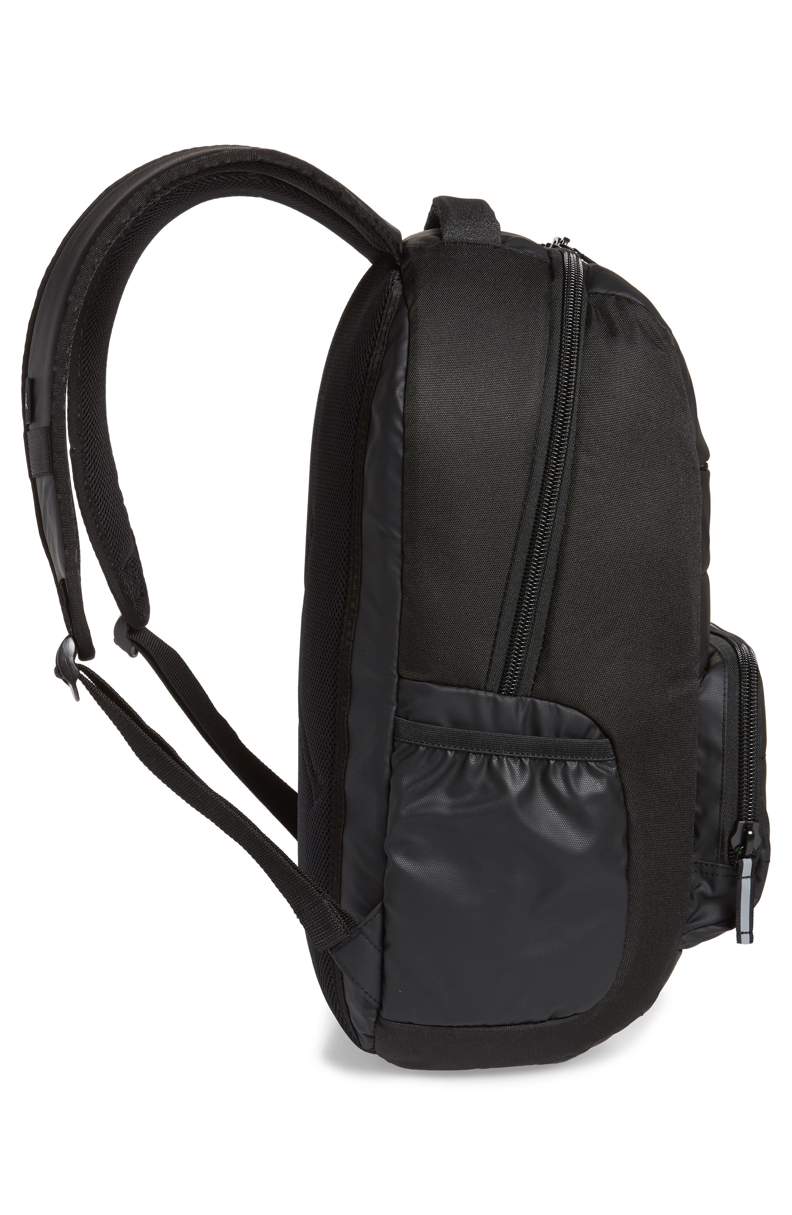 Jordan All World Backpack,                             Alternate thumbnail 4, color,                             014