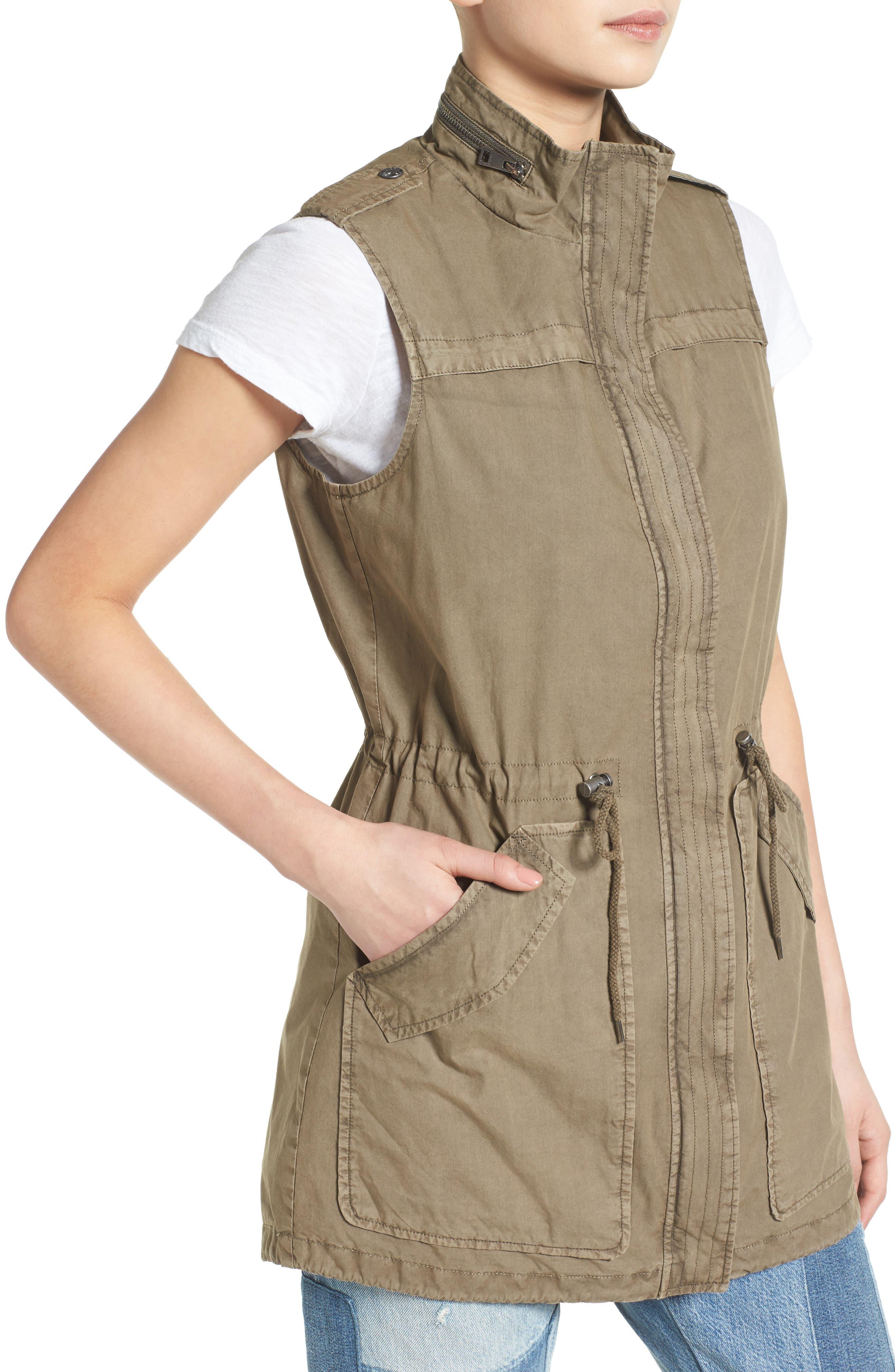 Levi's Parachute Cotton Vest,                             Alternate thumbnail 11, color,