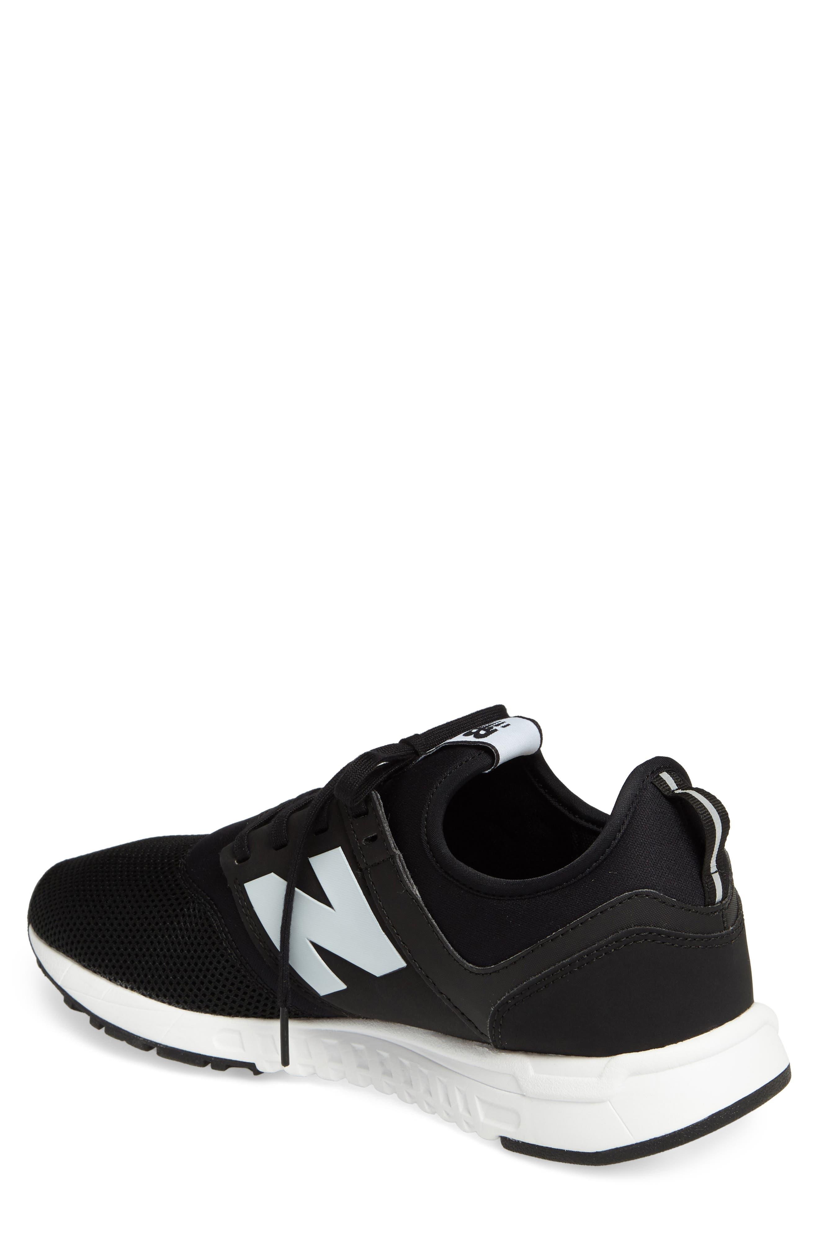 247 Modern Classic Sneaker,                             Alternate thumbnail 2, color,                             001