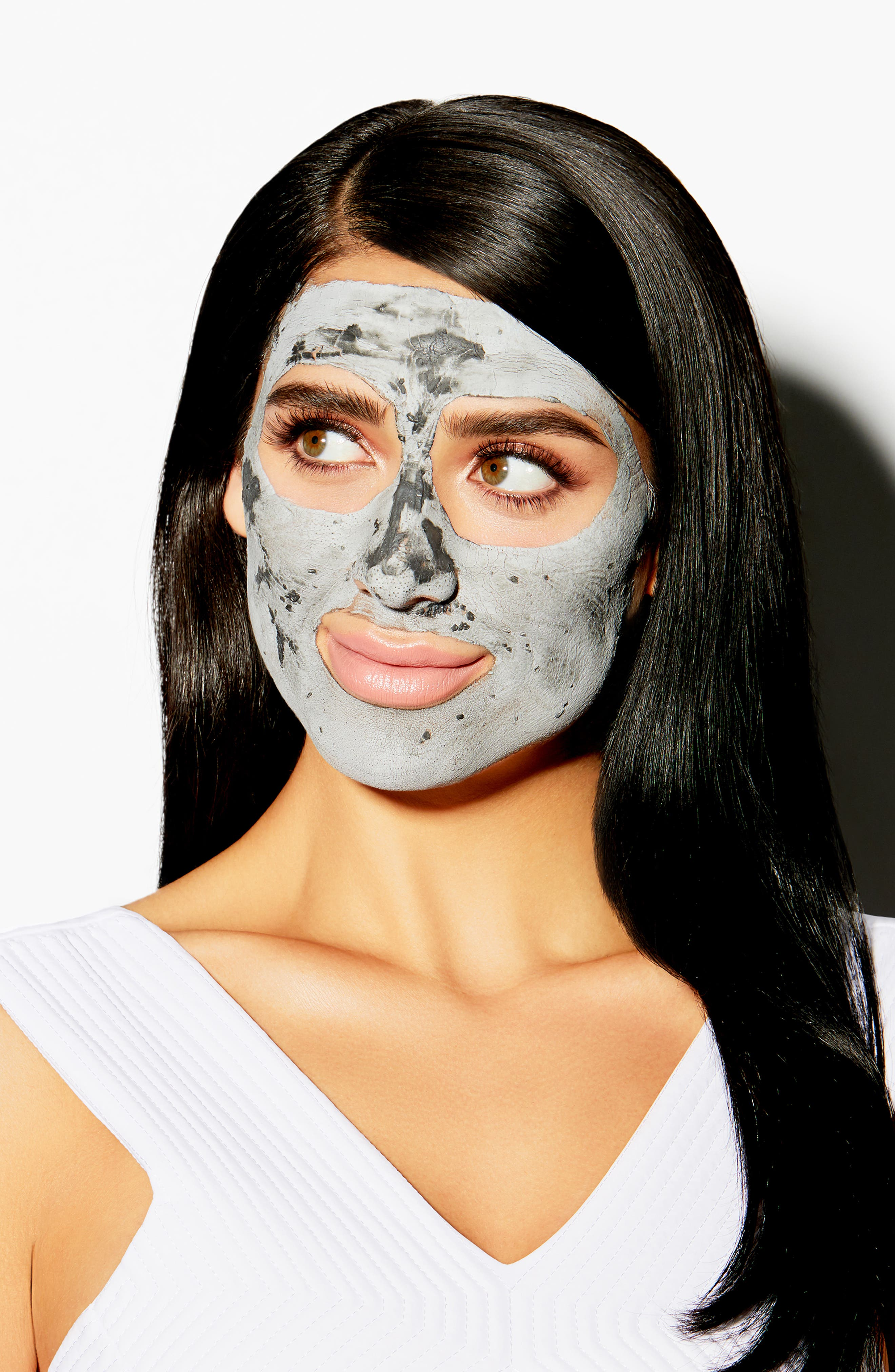 SUPERMUD<sup>®</sup> Clearing Treatment Mask,                             Alternate thumbnail 3, color,                             NO COLOR