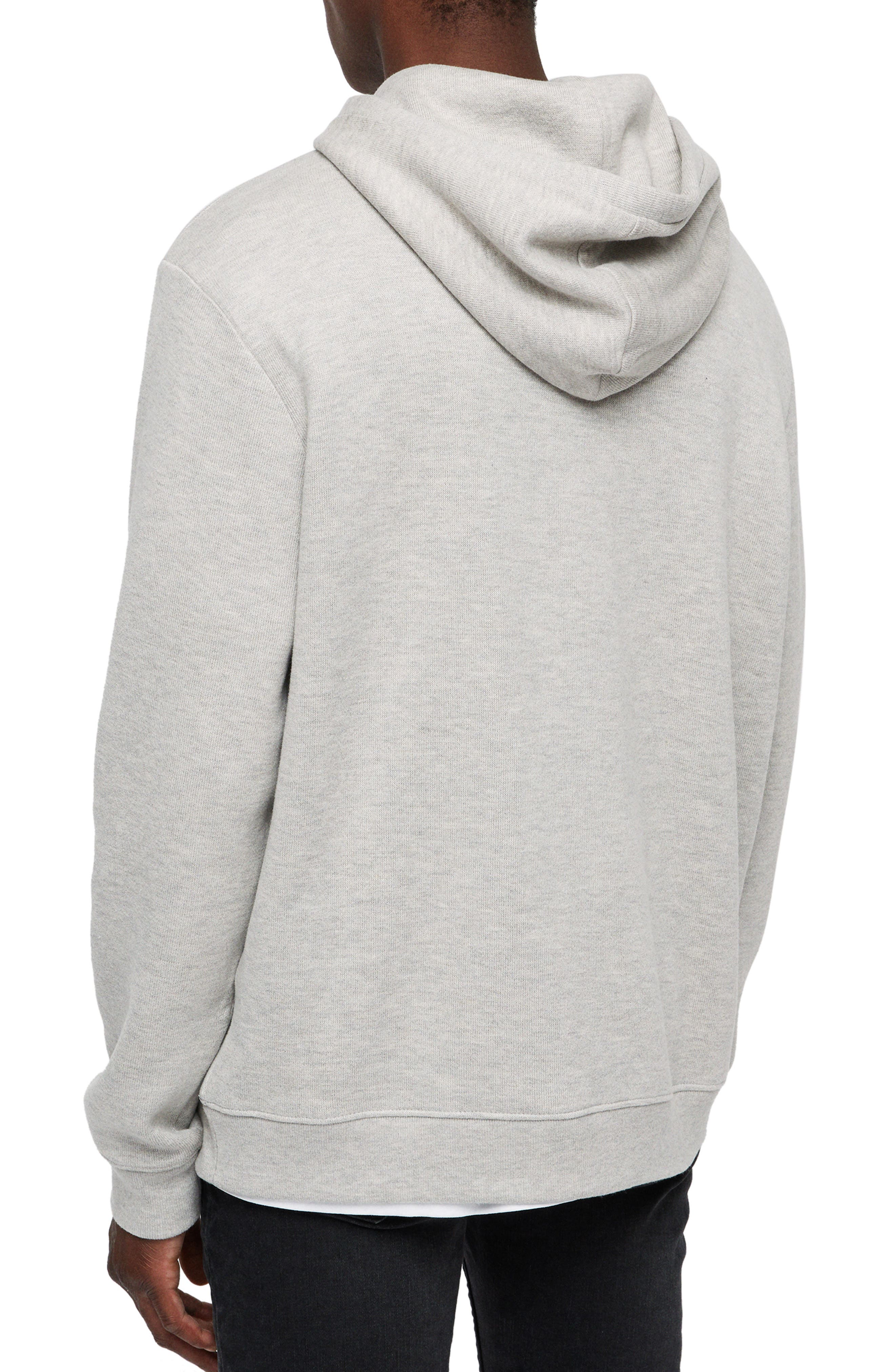 Cordum Slim Fit Pullover Hoodie,                             Alternate thumbnail 2, color,                             063