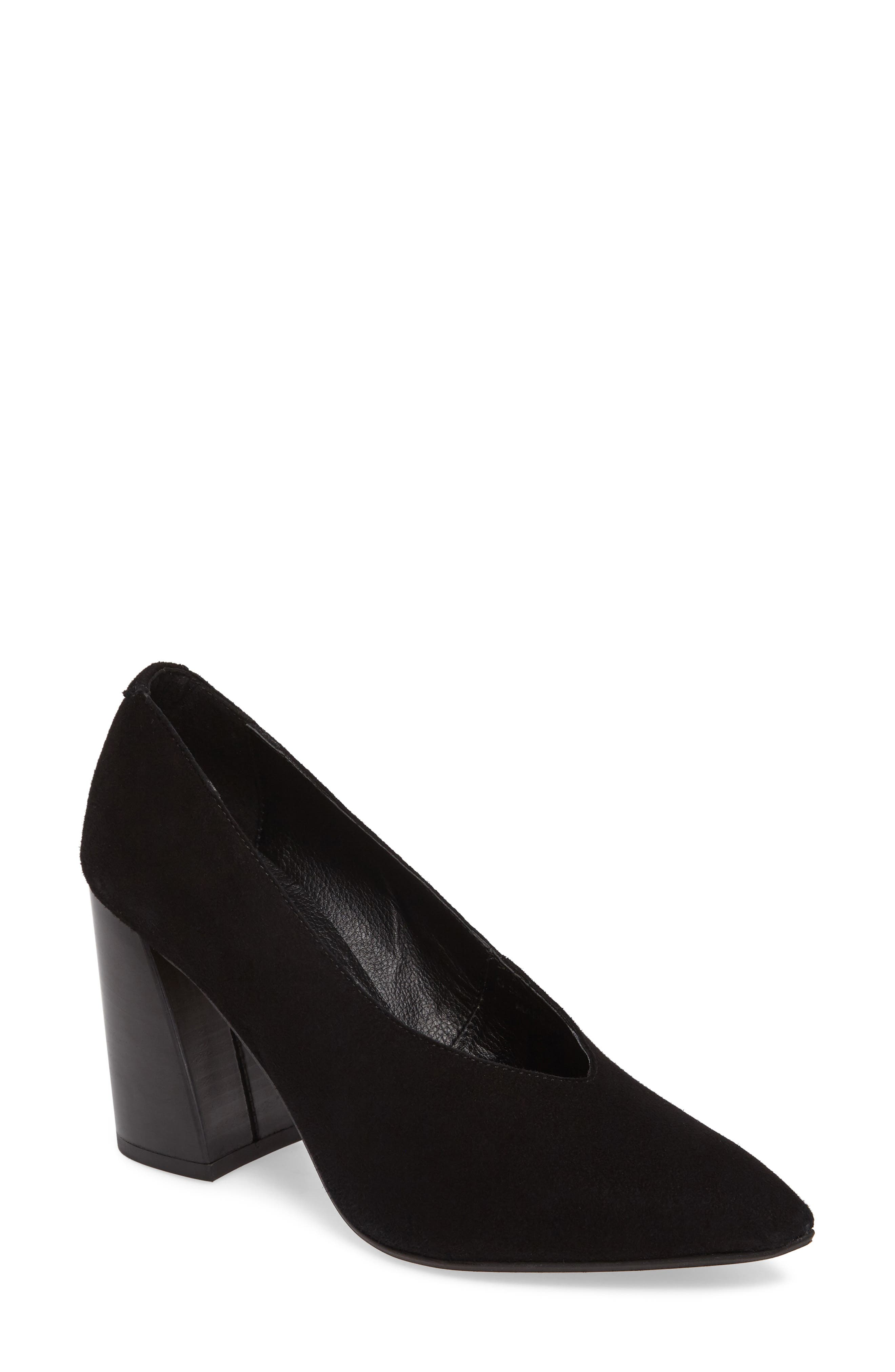Gina V Cut Pump,                         Main,                         color,