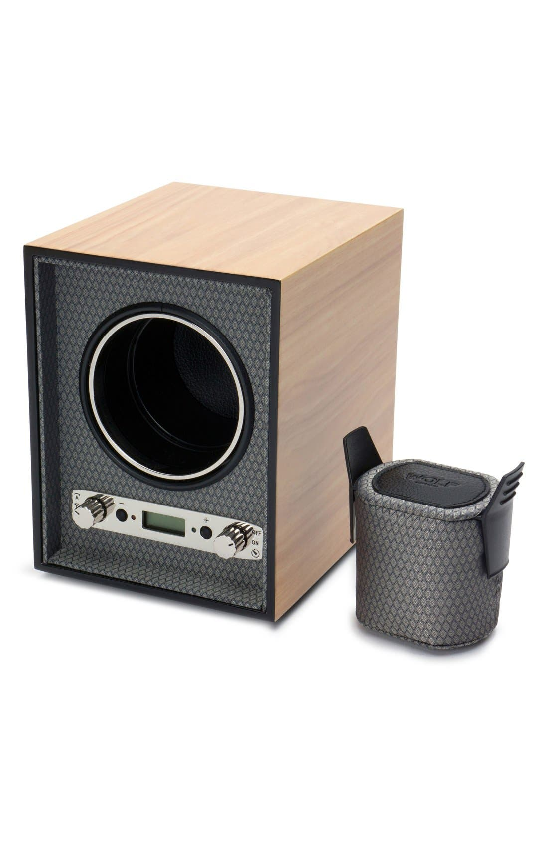 Meridian Watch Winder,                             Alternate thumbnail 2, color,                             BLONDE