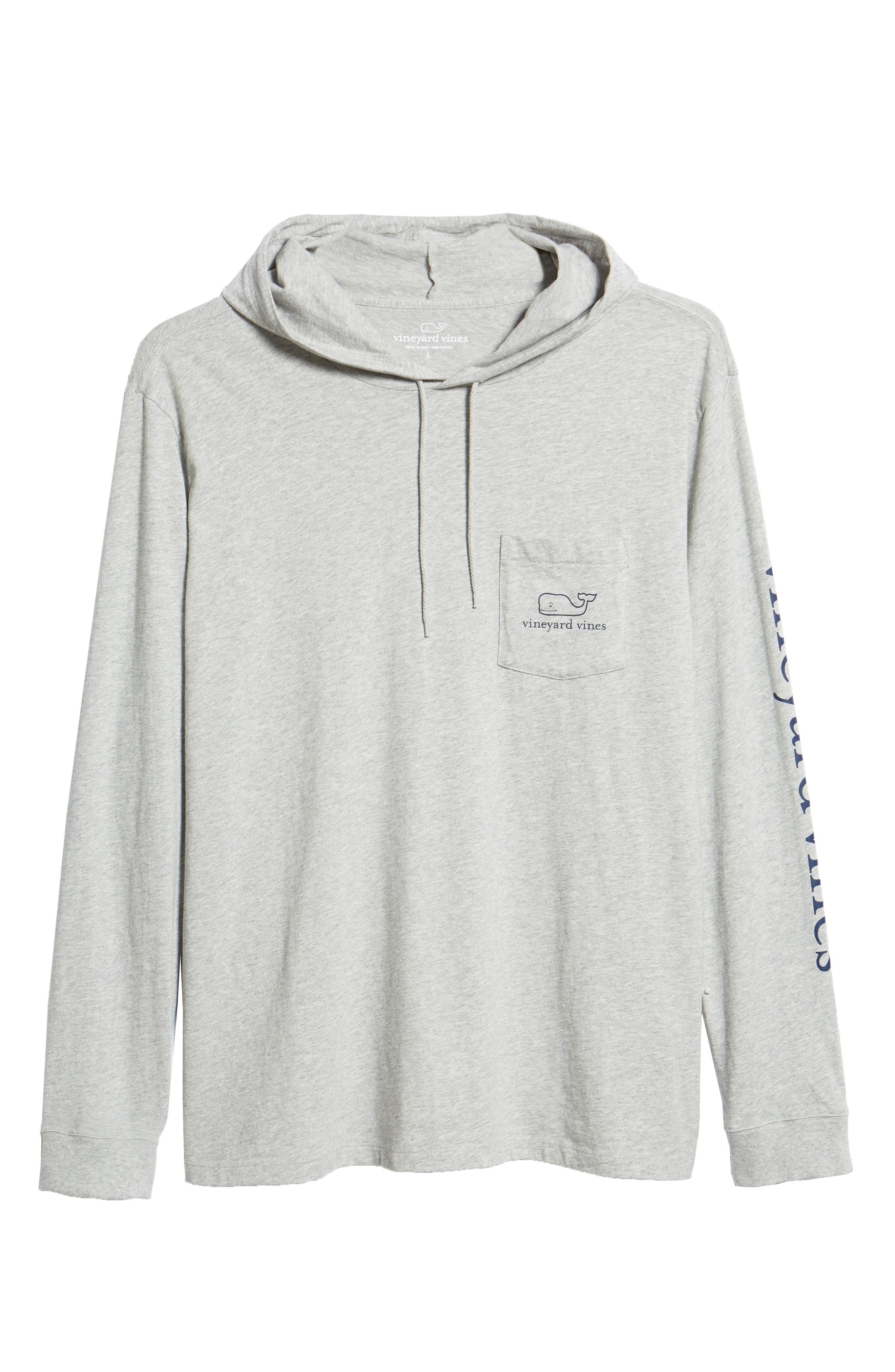 Pocket Pullover Hoodie,                             Alternate thumbnail 6, color,                             039