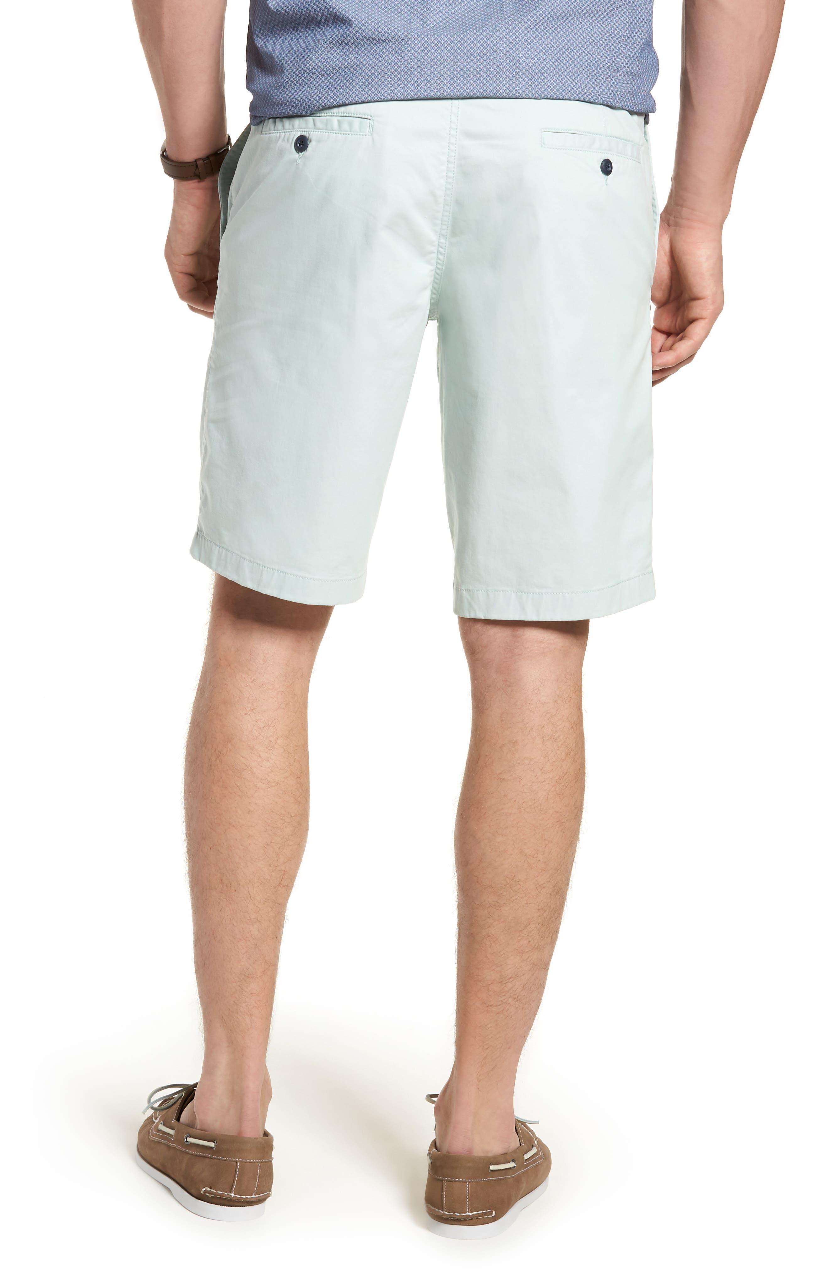 Ballard Slim Fit Stretch Chino 11-Inch Shorts,                             Alternate thumbnail 29, color,